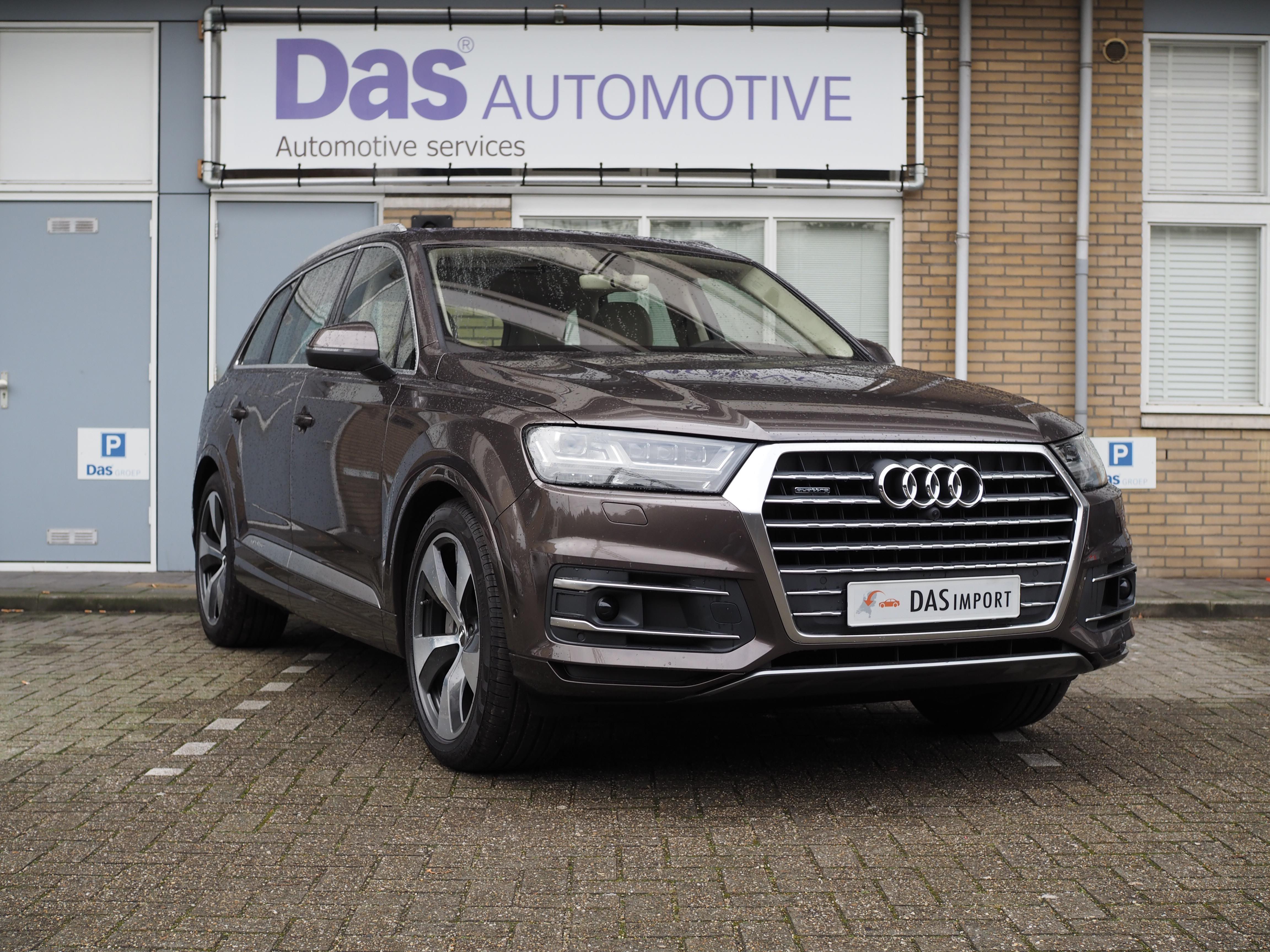 Importauto: Audi Q7 Diesel 3.0 TDI 200kW quattro   7/2015