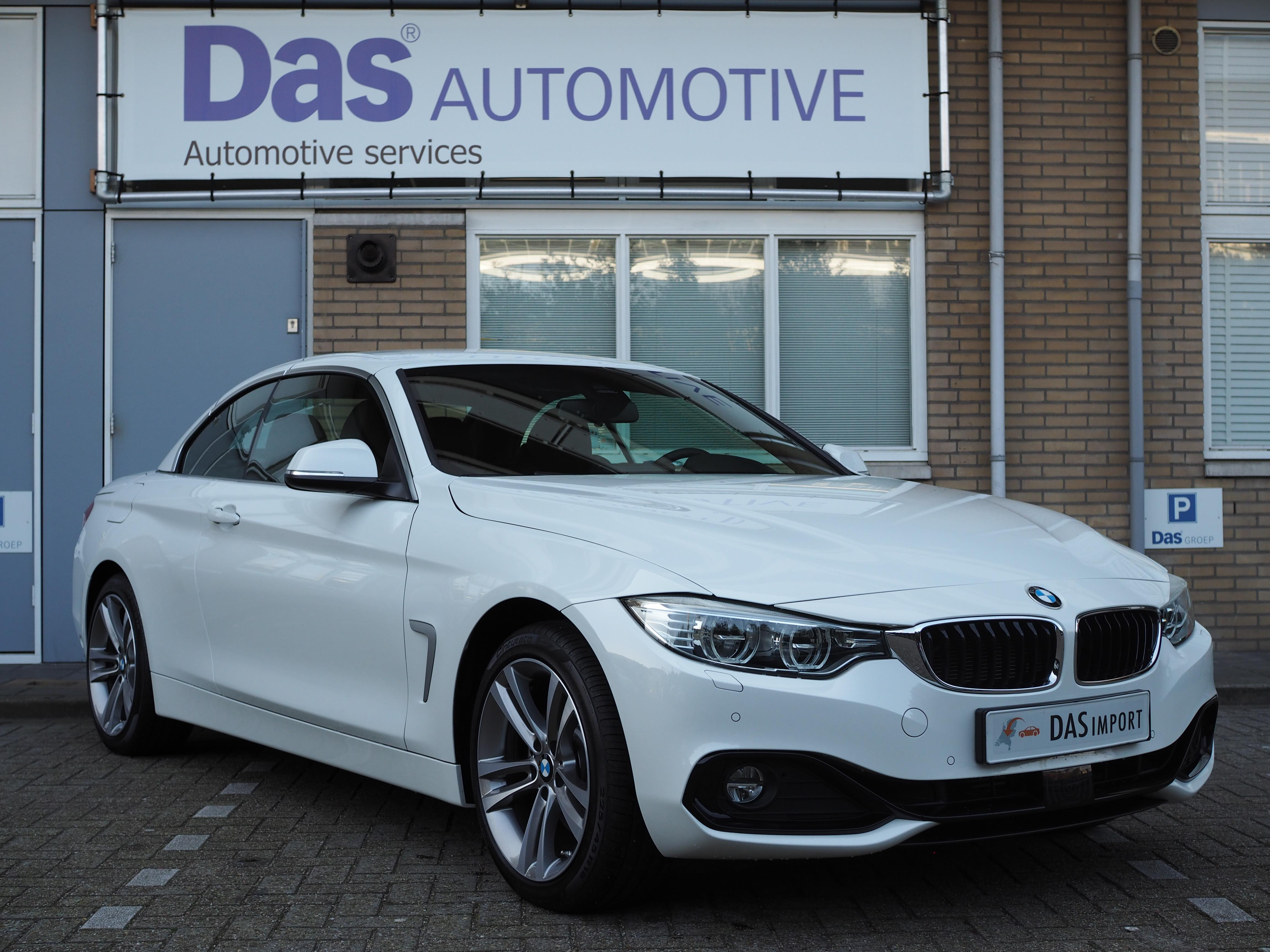 Importauto: BMW 4-Serie Cabriolet 428iA xDrive  3/2015