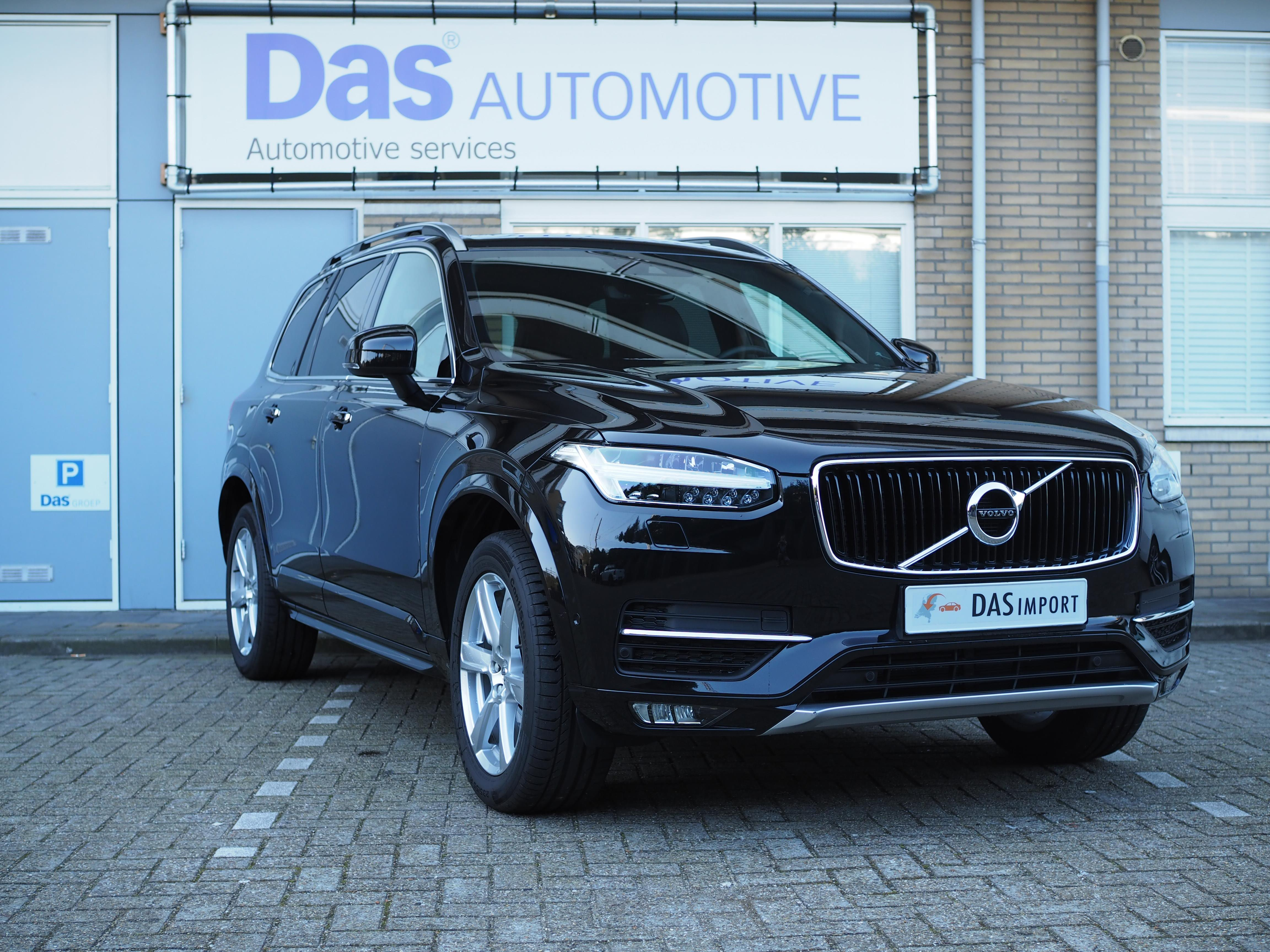 Importauto: Volvo XC90 Diesel D5 Momentum AWD 7/2015
