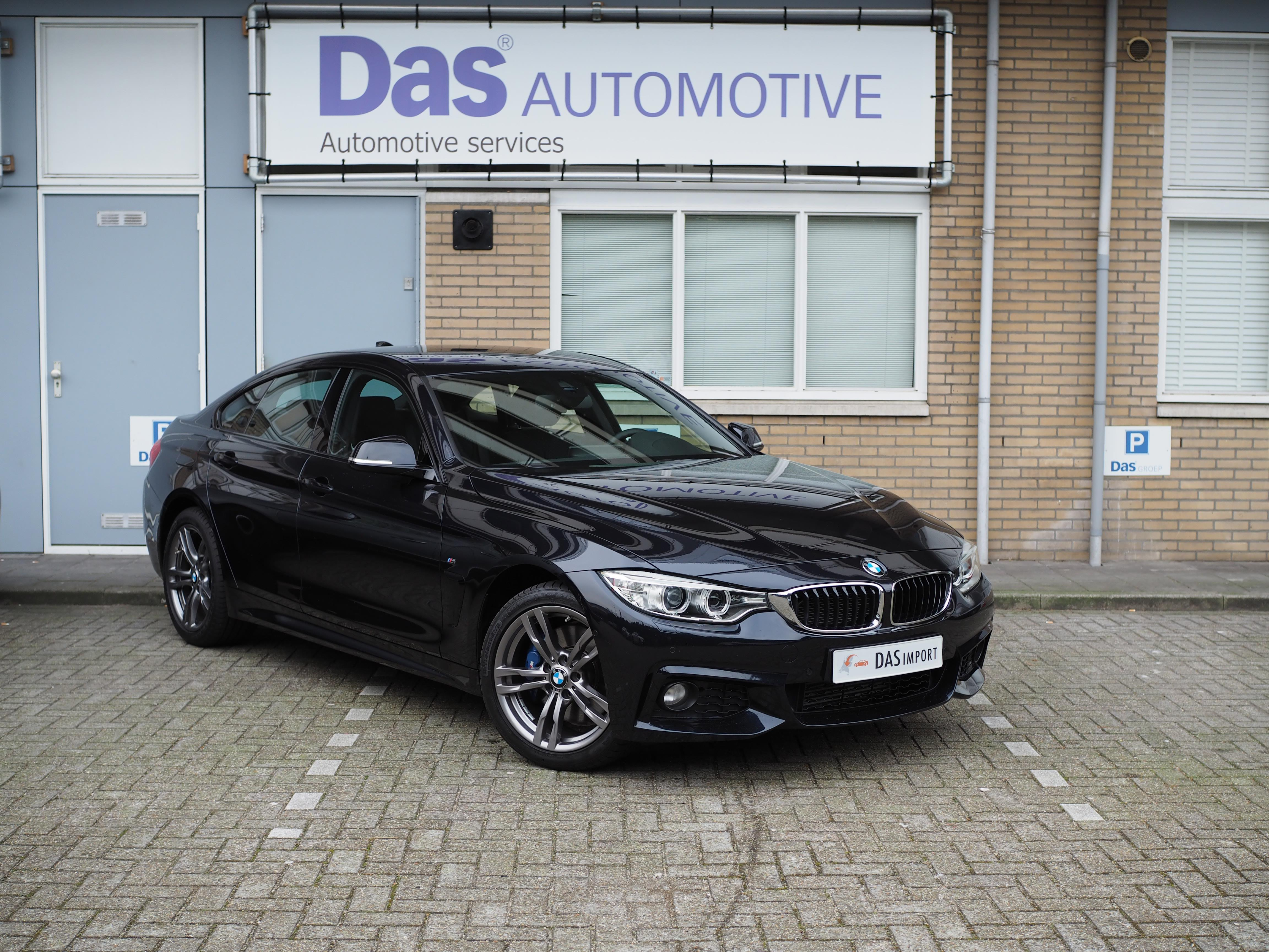 Importauto: BMW 420D Gran Coupe  7/2015