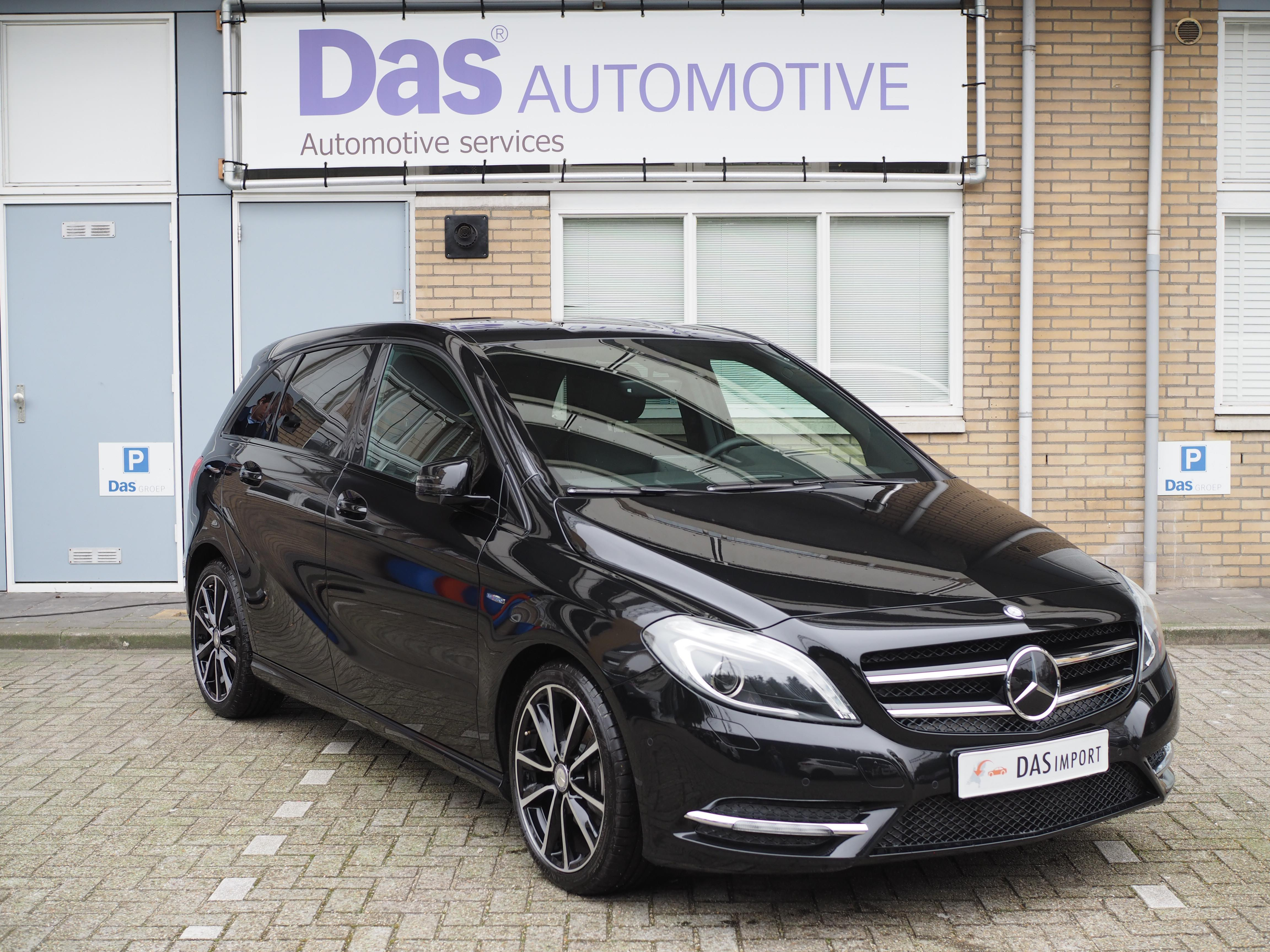 Importauto: Mercedes-Benz B-Klasse B 180 BlueEFFICIENCY 11/2012