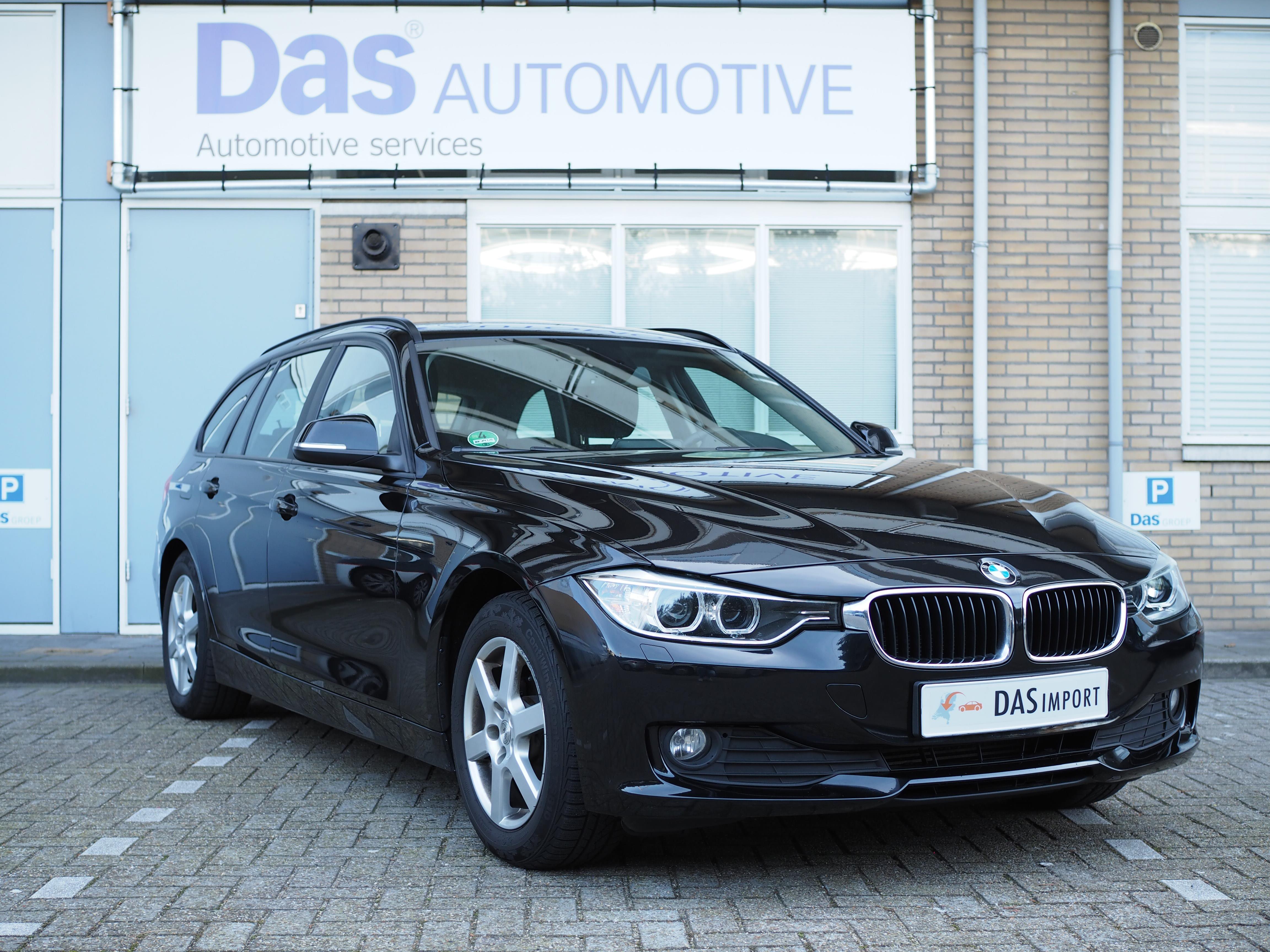 Importauto: BMW BMW 3-Serie Touring Diesel 318dA 6/2013