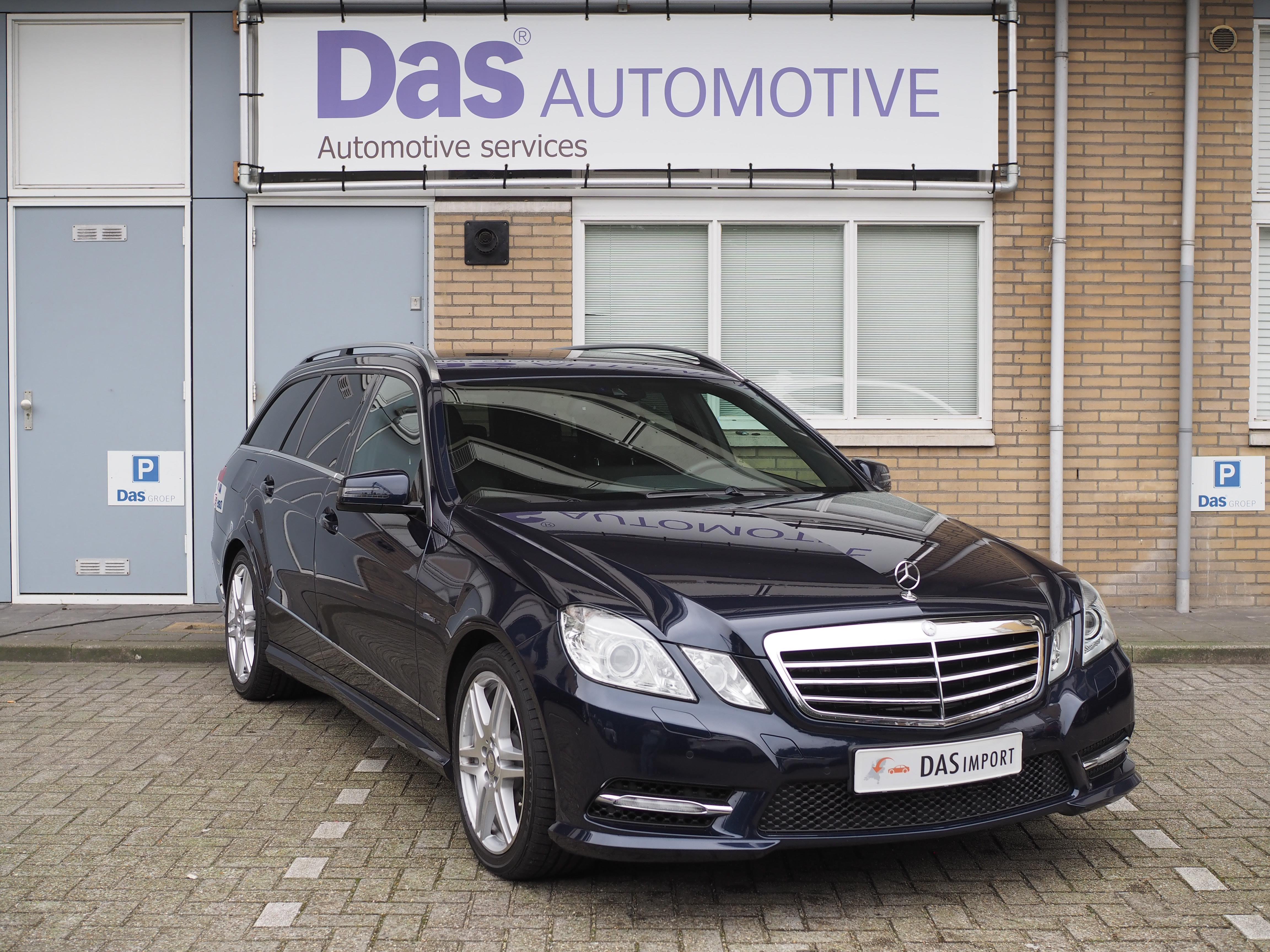 Importauto: Mercedes-Benz E-Klasse Estate Diesel E350 CDI 4-Matic BlueEFFICIENCY Avantgarde 12/2011