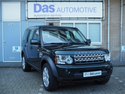 Land Rover Discovery 4 Diesel TDV6 3.0 S Aut.