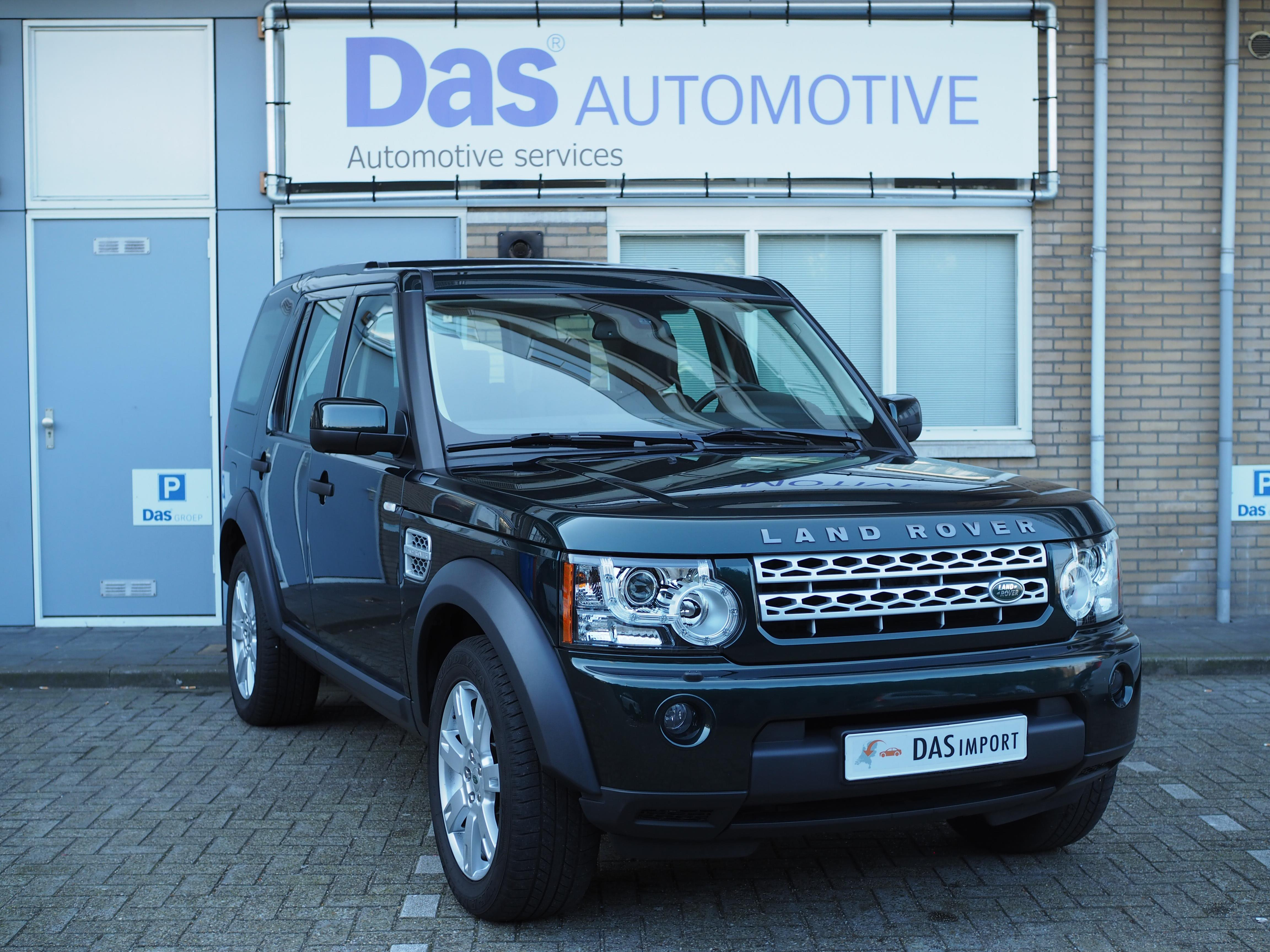 Importauto: Land Rover Discovery 4 Diesel TDV6 3.0 S Aut.  10/2012