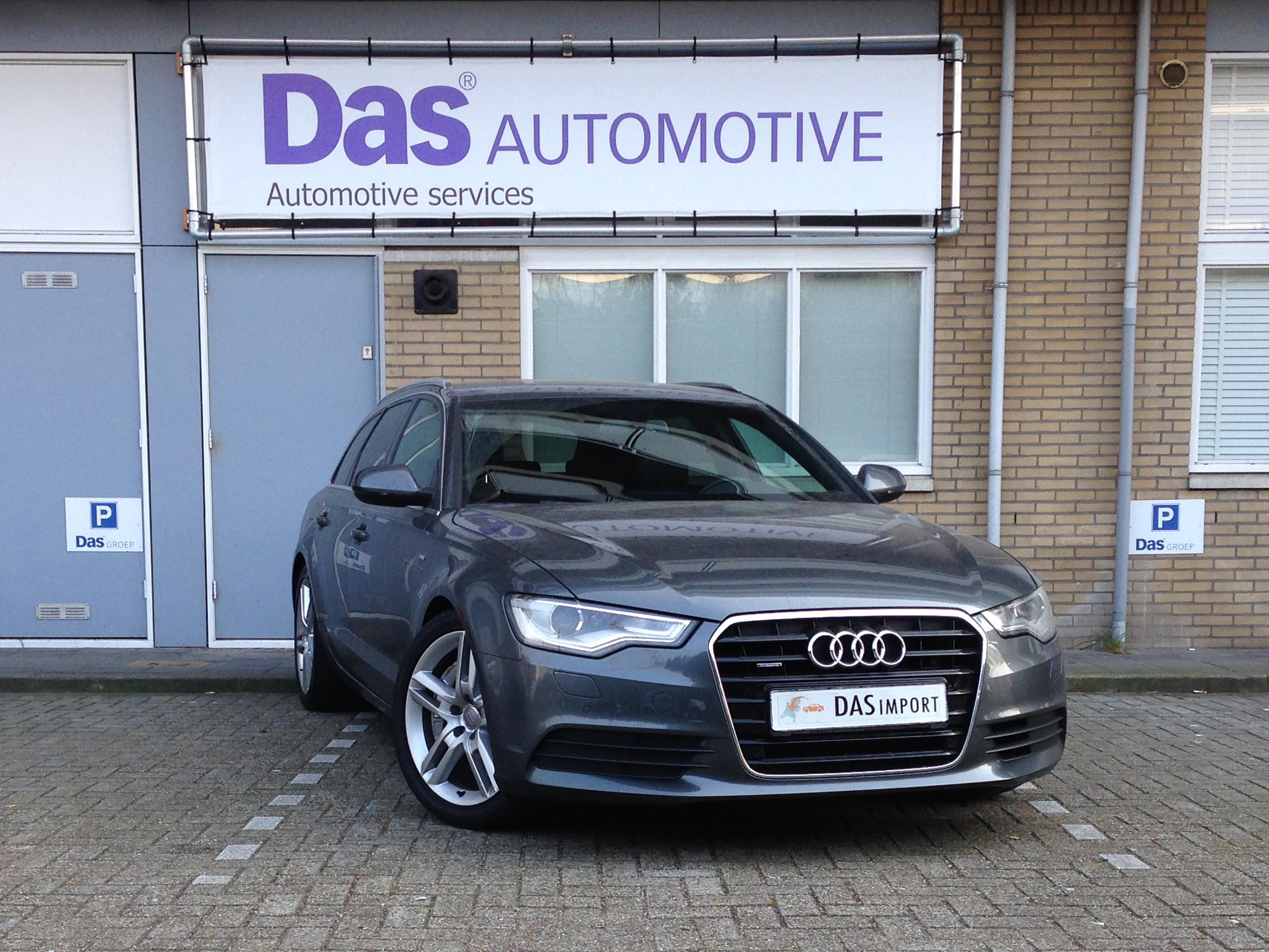 Importauto: Audi A6 Avant 2.8 FSI 10/2011
