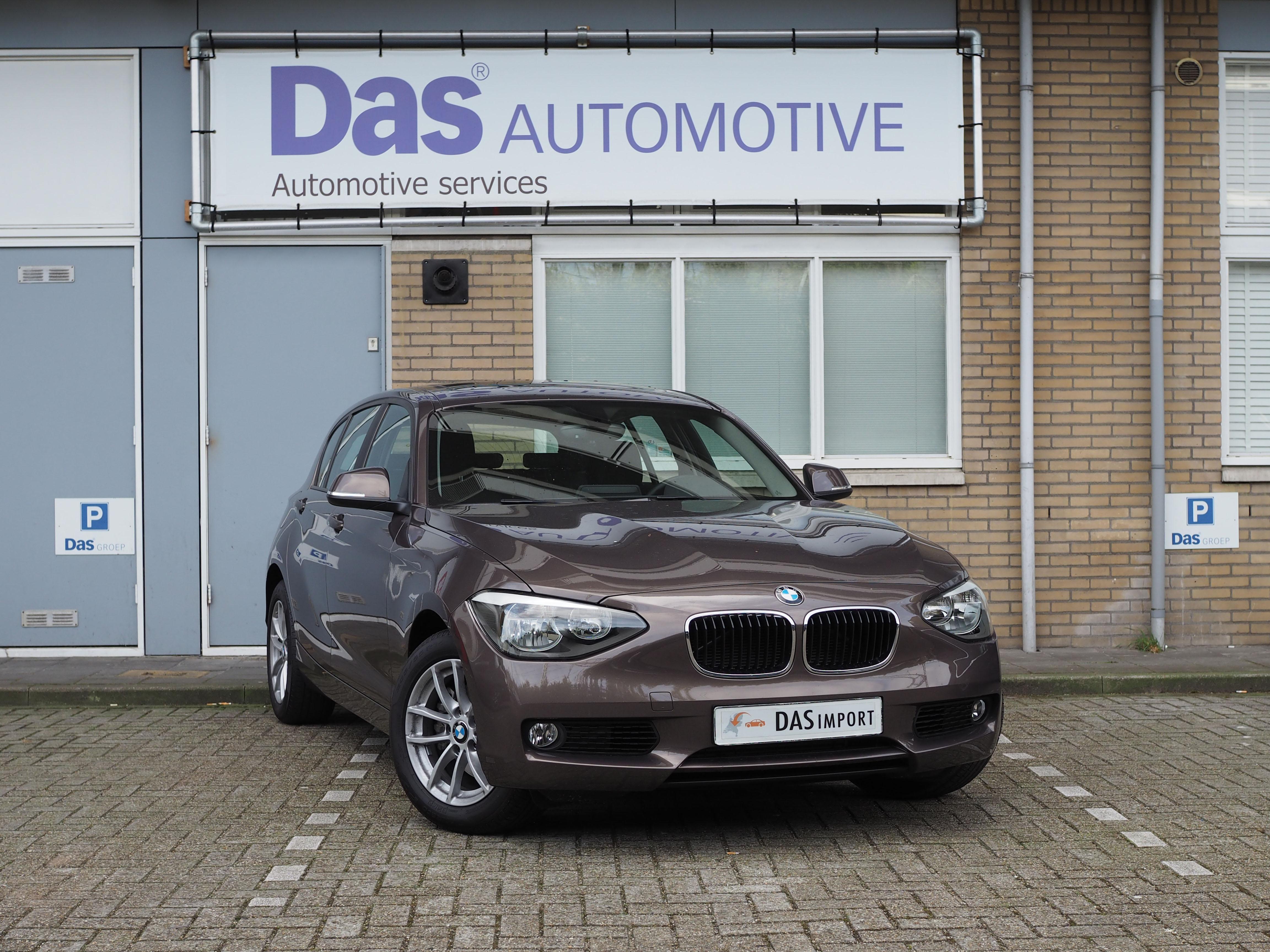Importauto: BMW 1-Serie 5-deurs 118i 1/2014