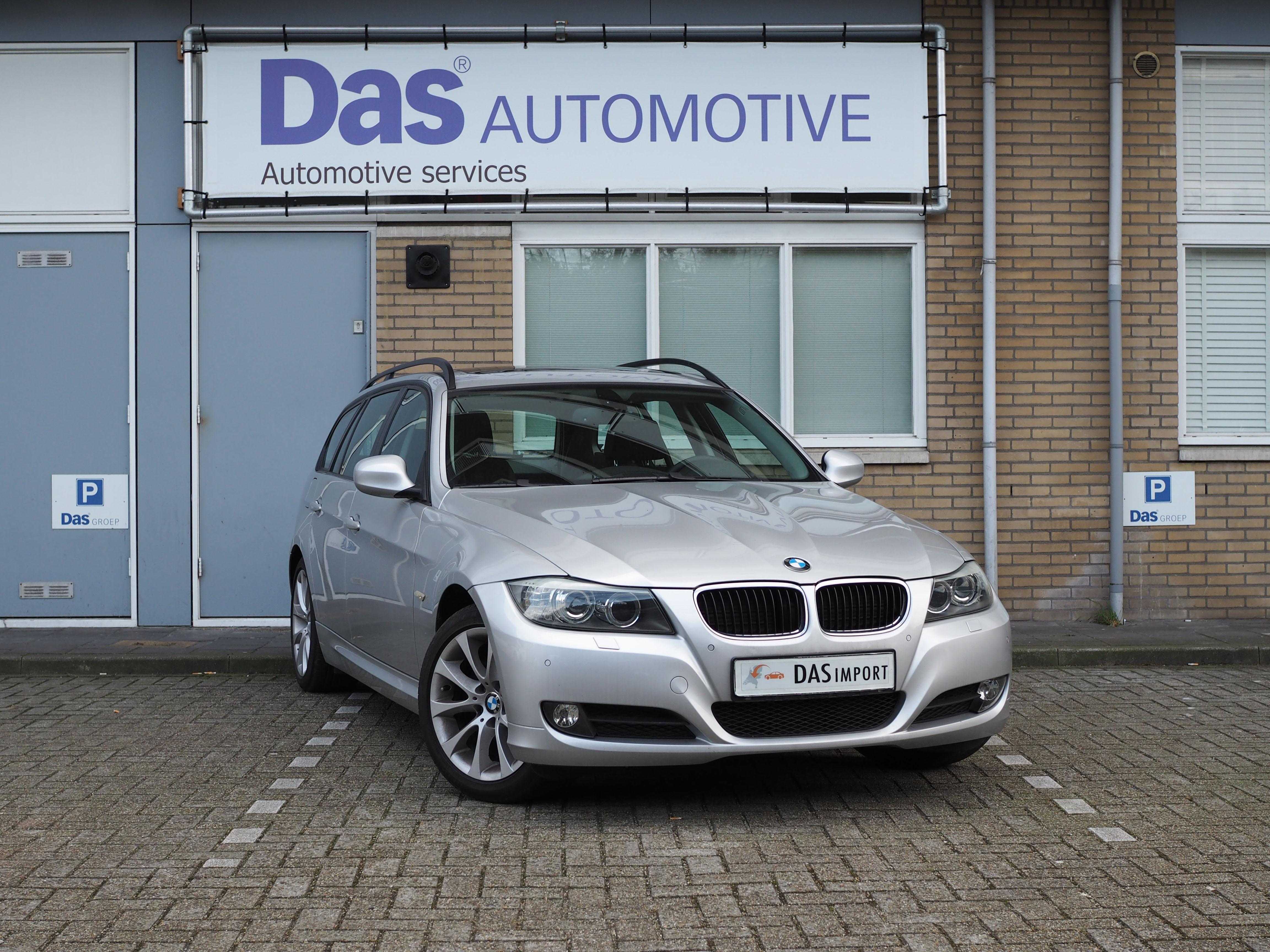 Importauto: BMW 3-serie touring 320i 4/2009