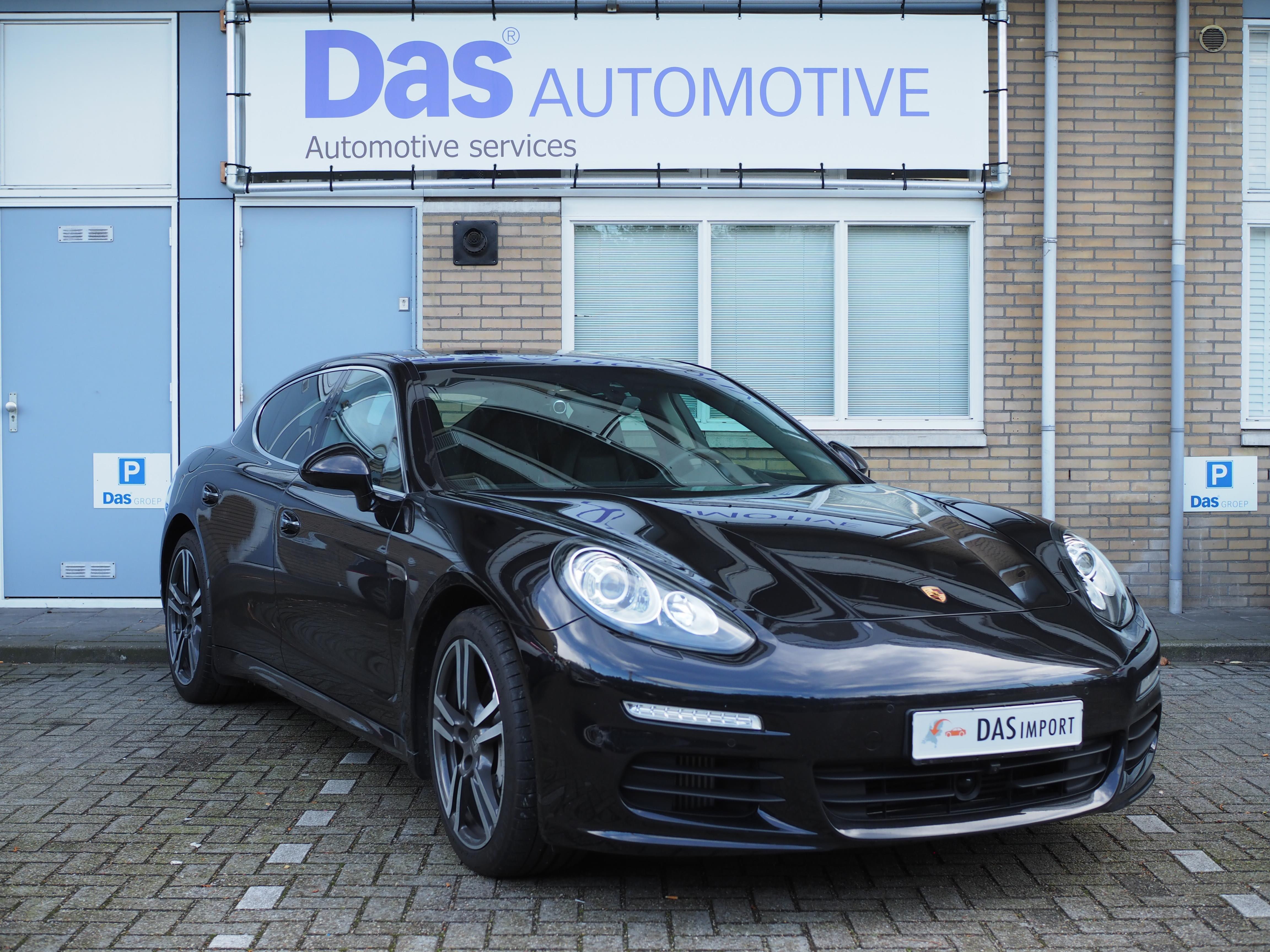 Importauto: Porsche Panamera S 7/2013