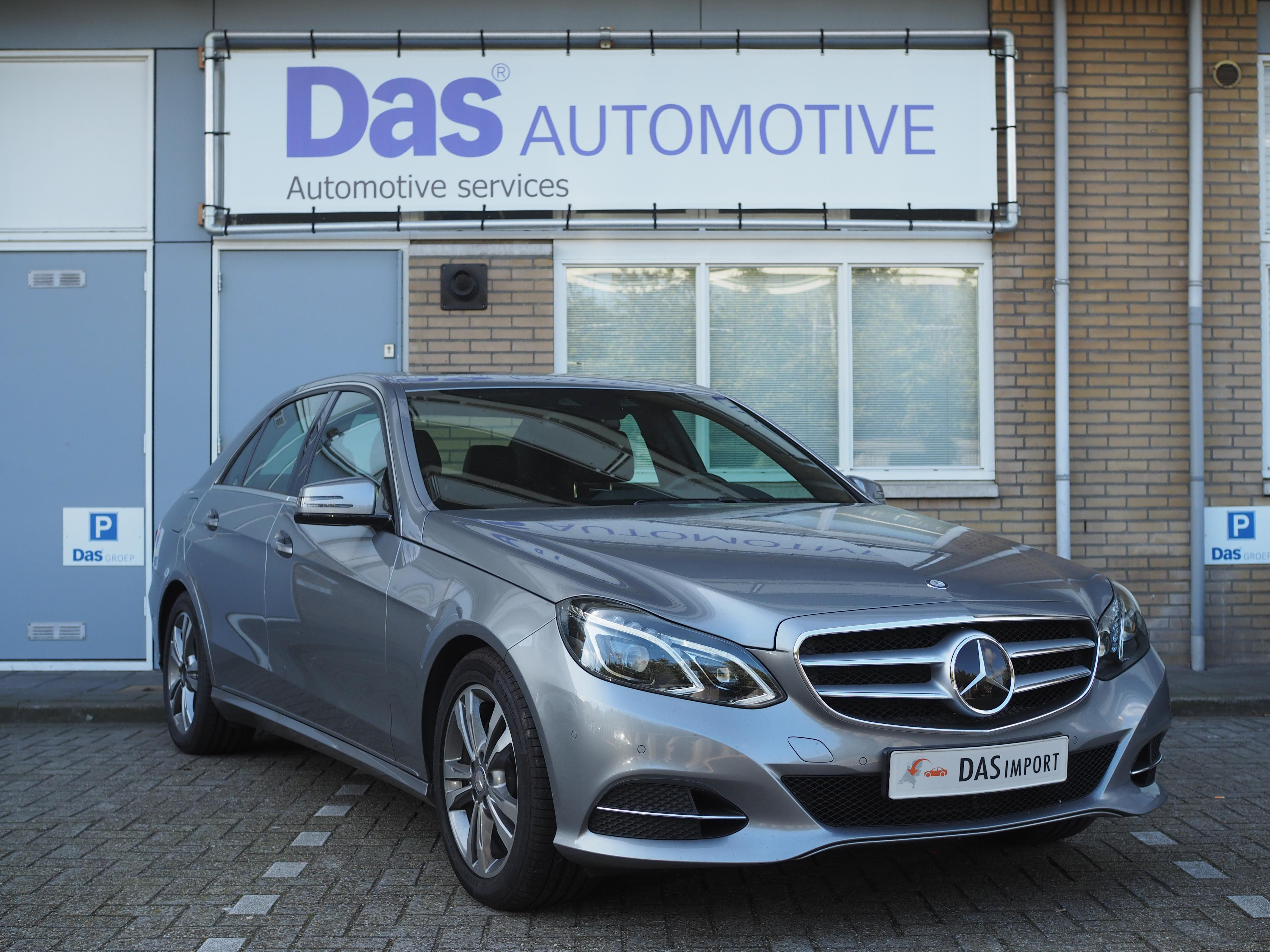 Importauto: Mercedes-Benz E-Klasse E 350 5/2014