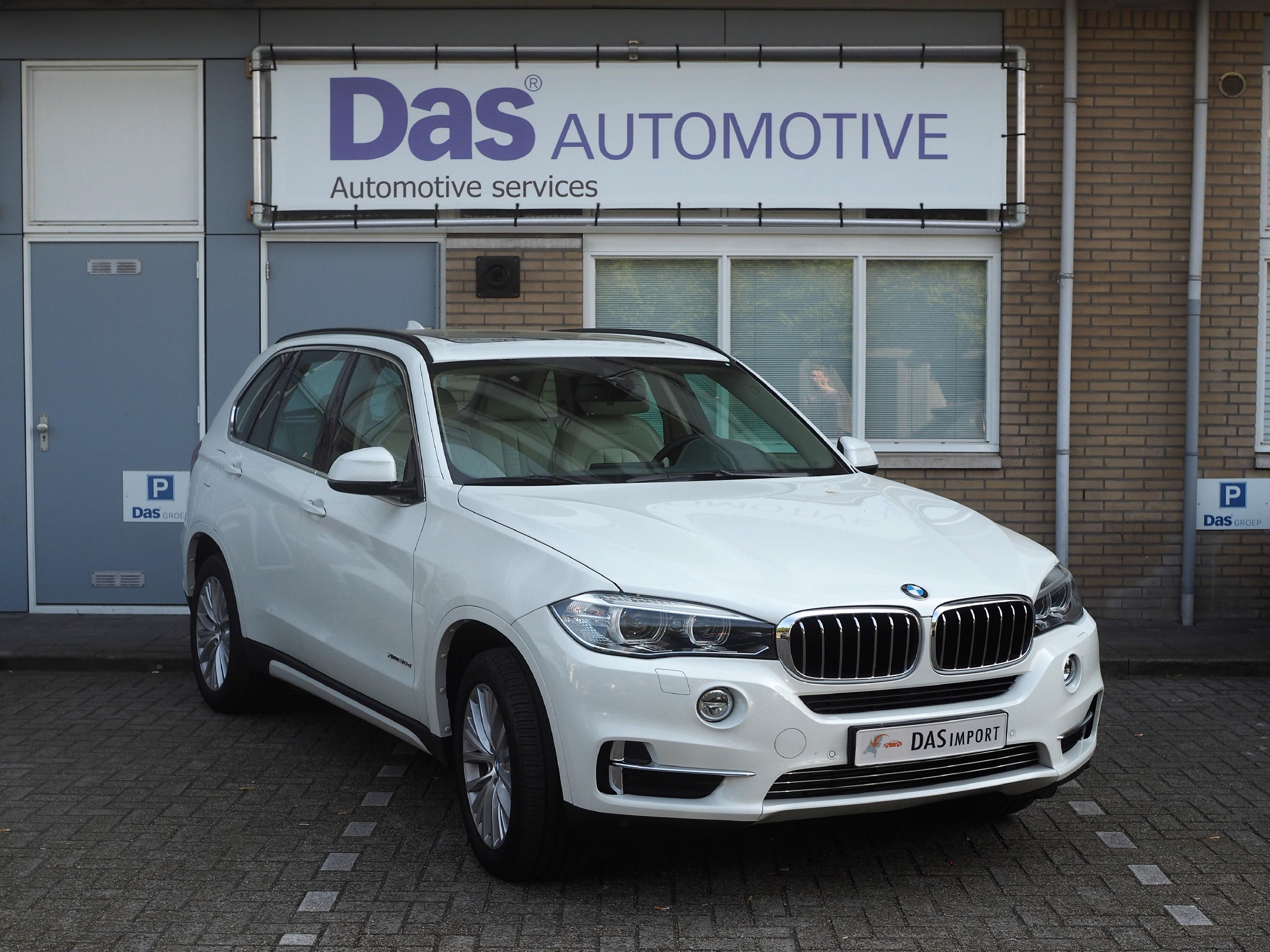 Importauto: BMW X5 XDRIVE30D 3/2015