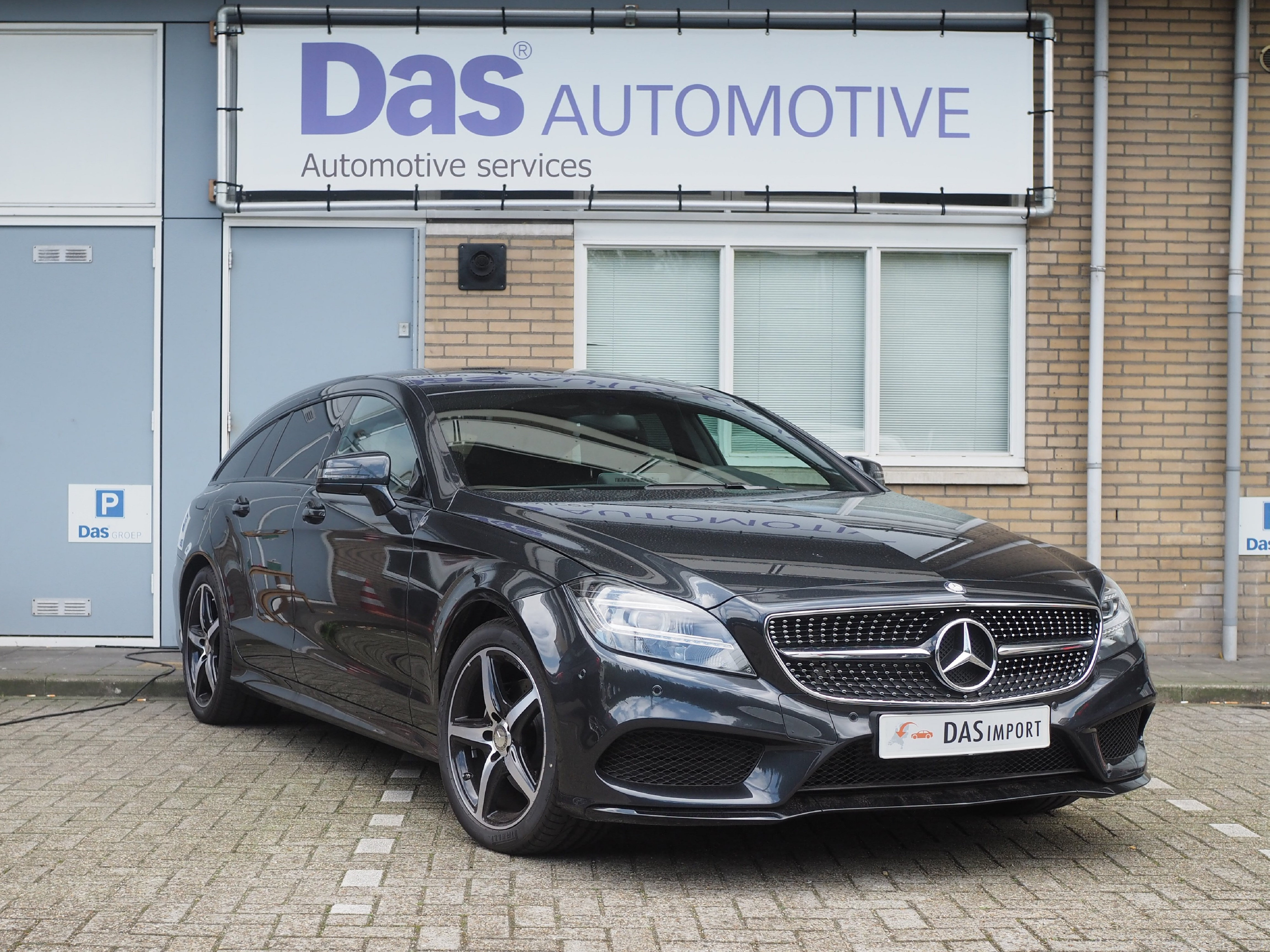 Importauto: Mercedes-Benz CLS Shooting Brake Diesel CLS 220d 11/2015