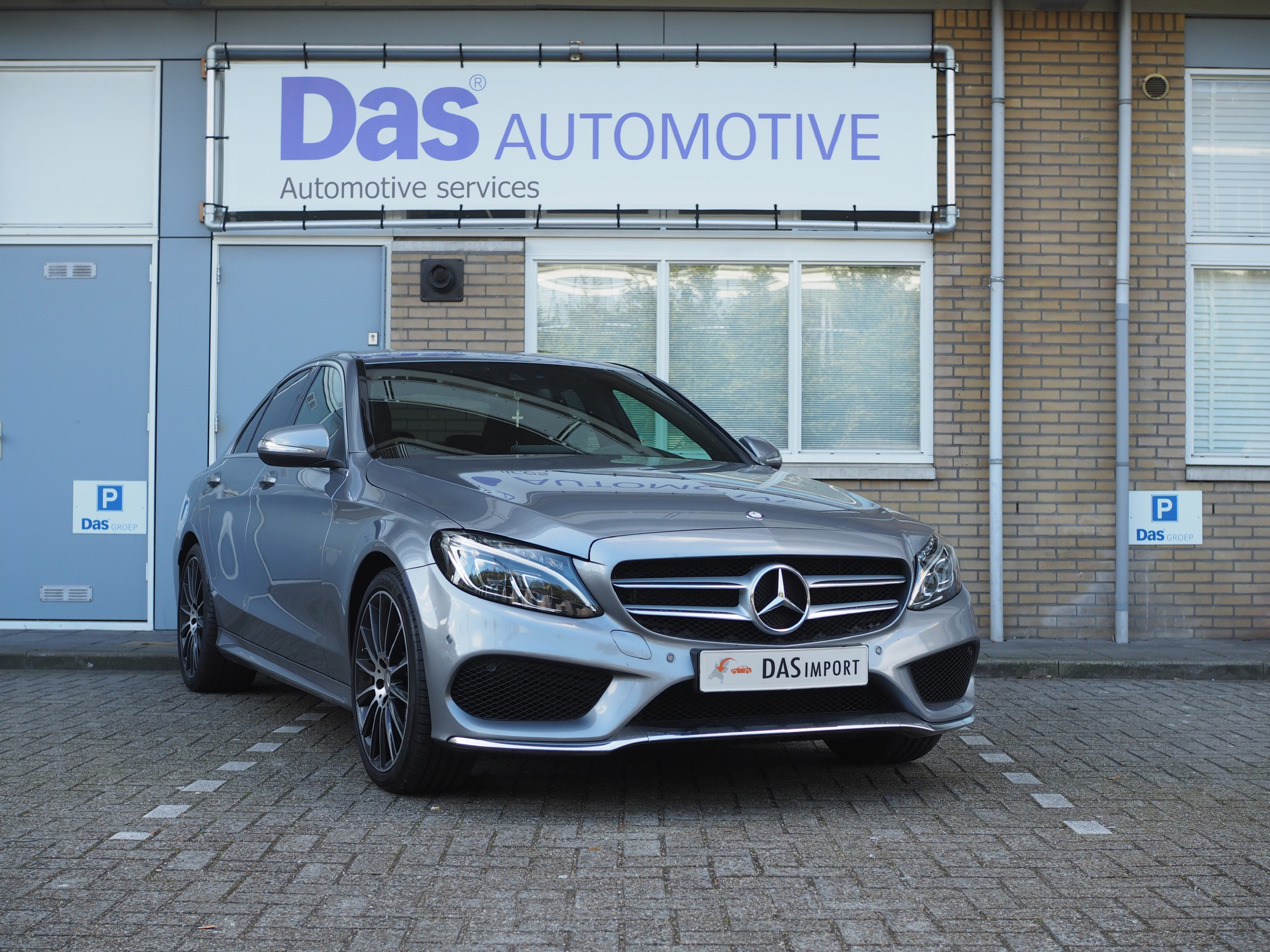 Importauto: Mercedes-Benz  C-Klasse C 180 4/2014