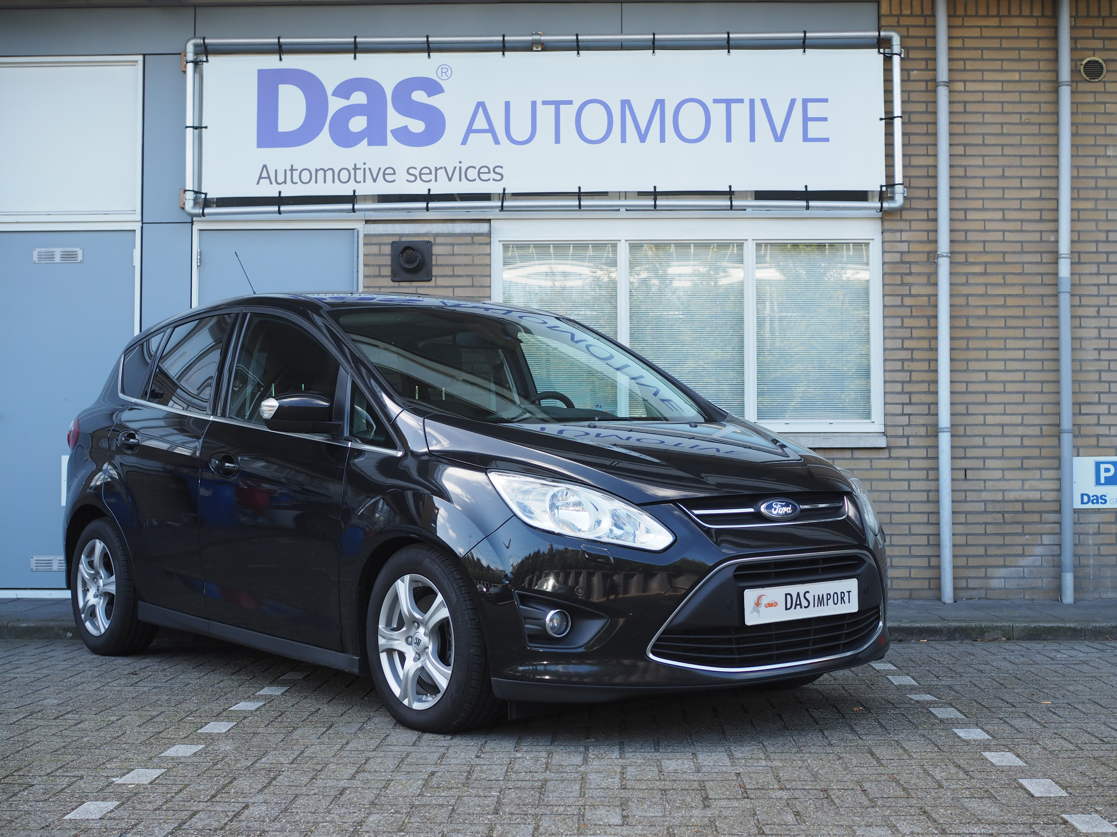 Importauto: Ford C-MAX Diesel 2.0 TDCI 140pk Trend 12/2011