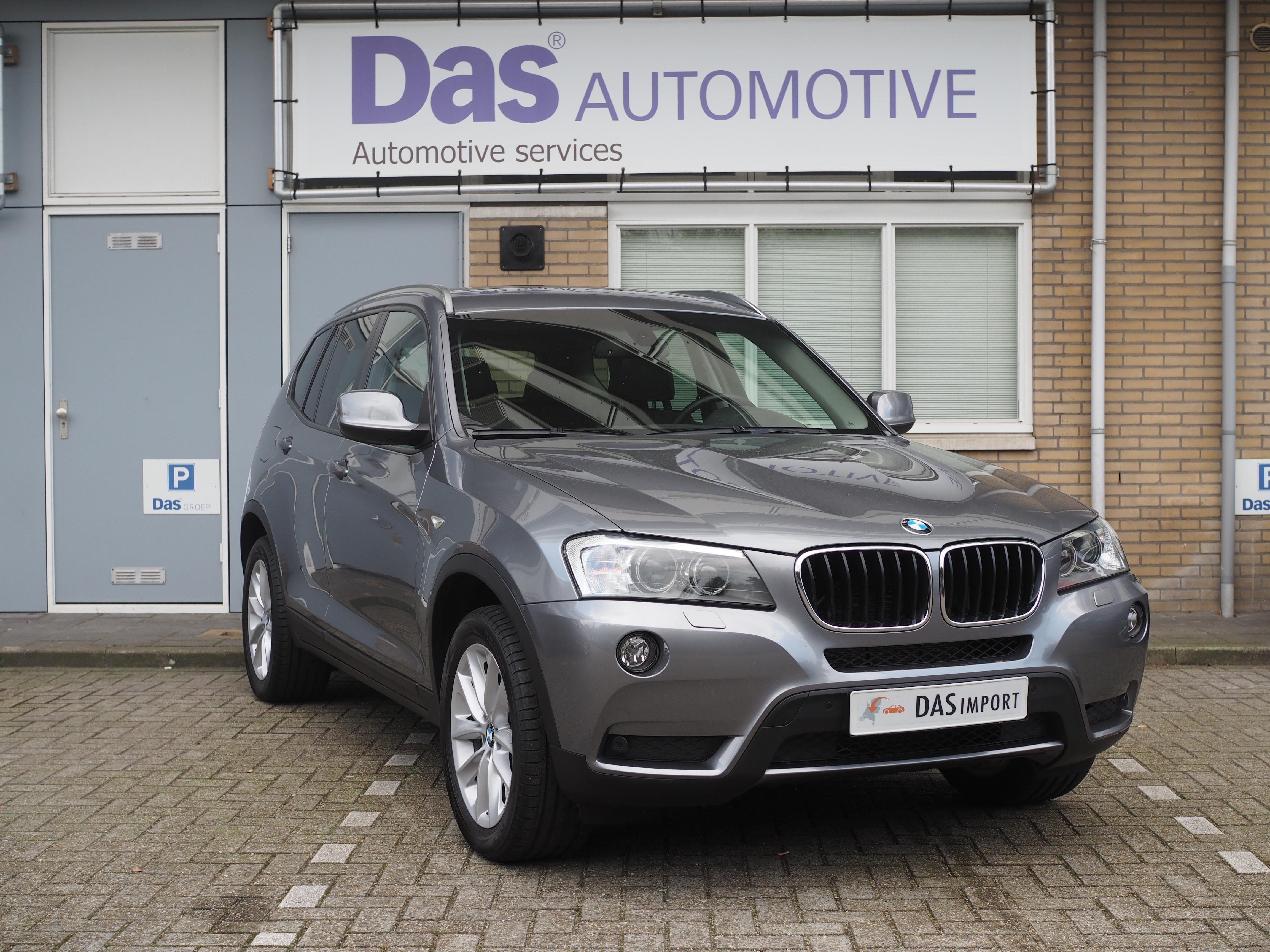 Importauto: BMW X3 Diesel xDrive 20dA 2/2012