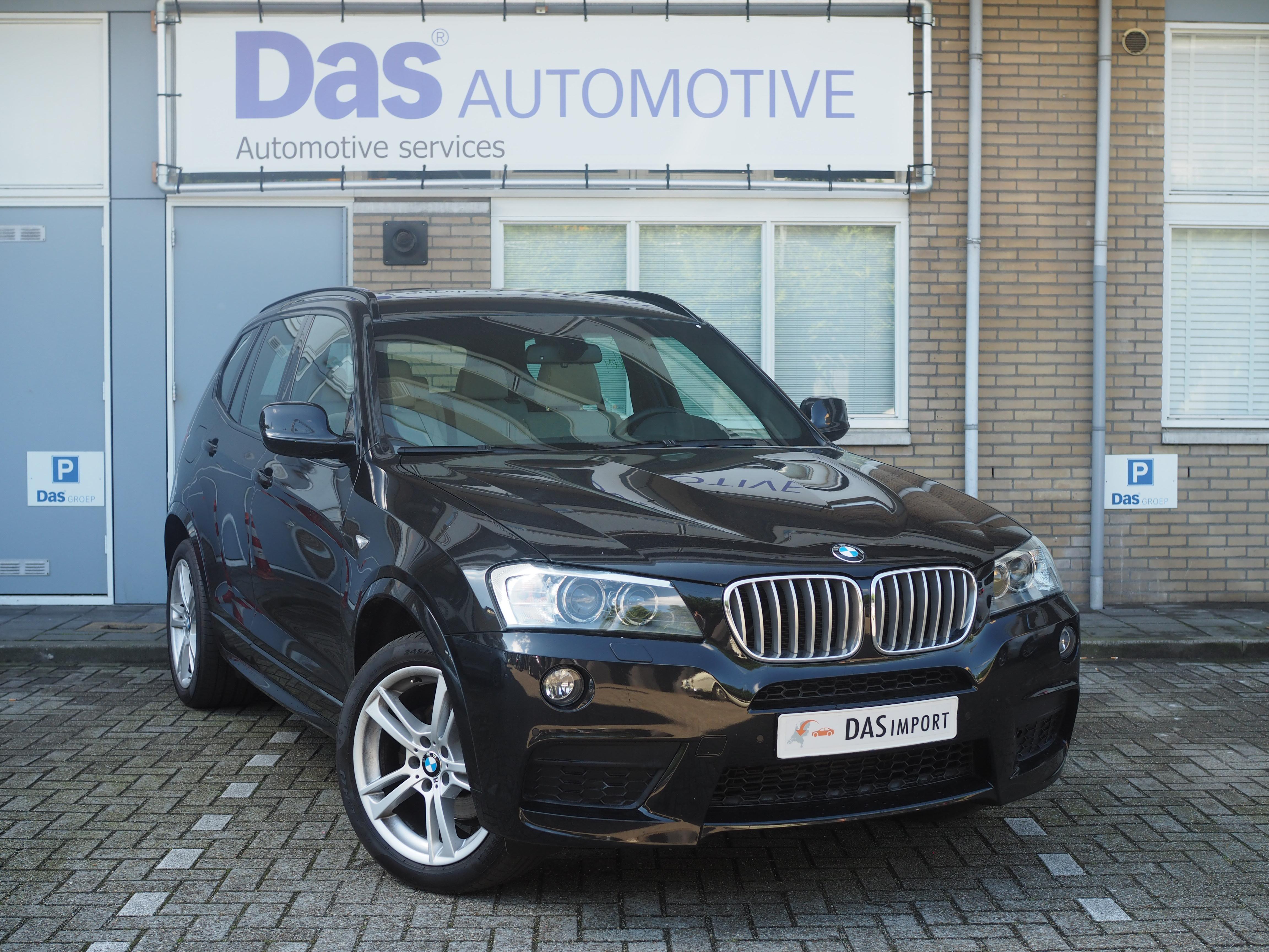 Importauto: BMW X3 xDrive35i 4/2013