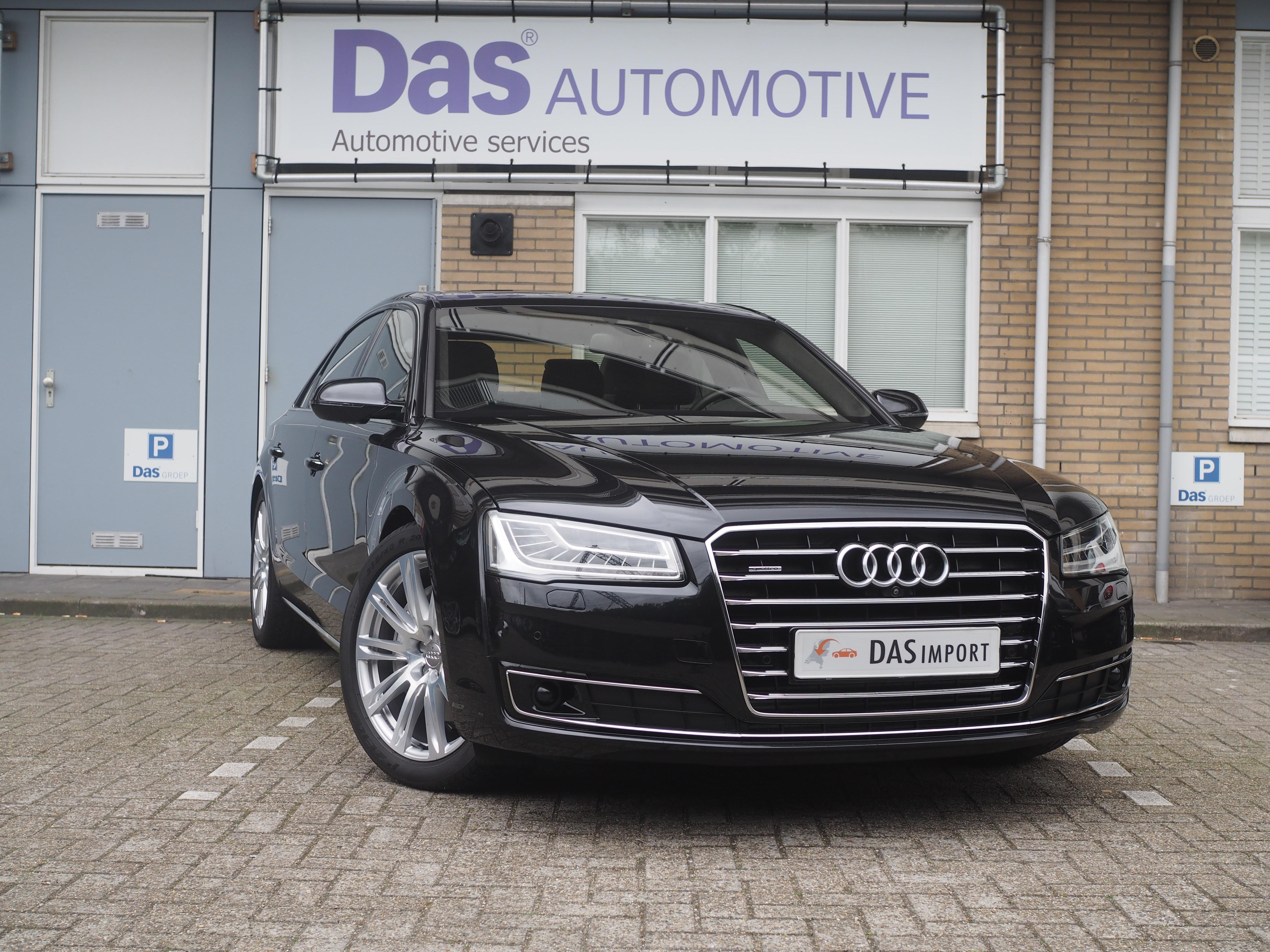 Importauto: Audi A8 Diesel 3.0 TDI clean diesel quattro Lang 6/2014