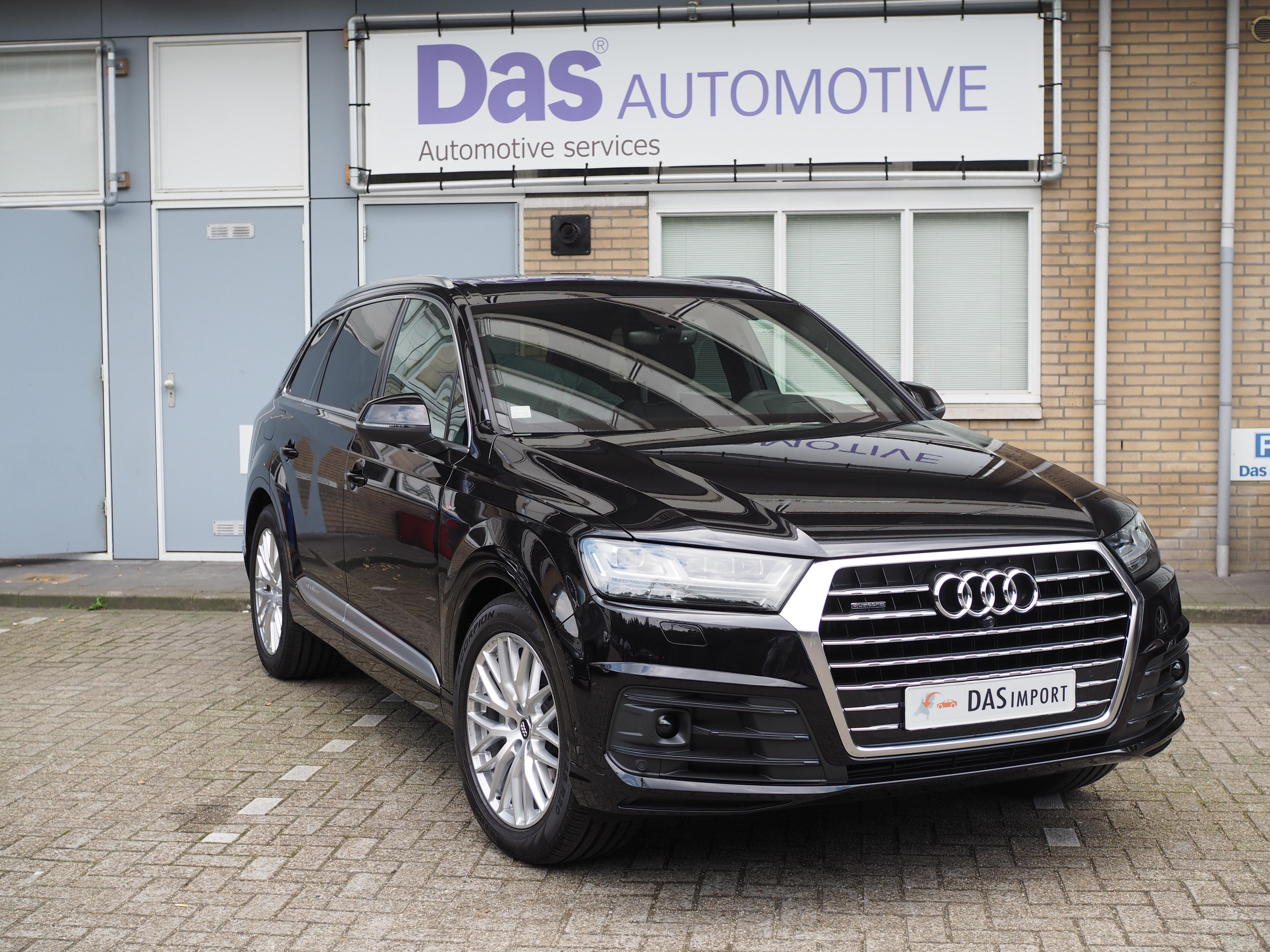 Importauto: Audi Q7 3.0 TDI 272PK Quatro 5/2016