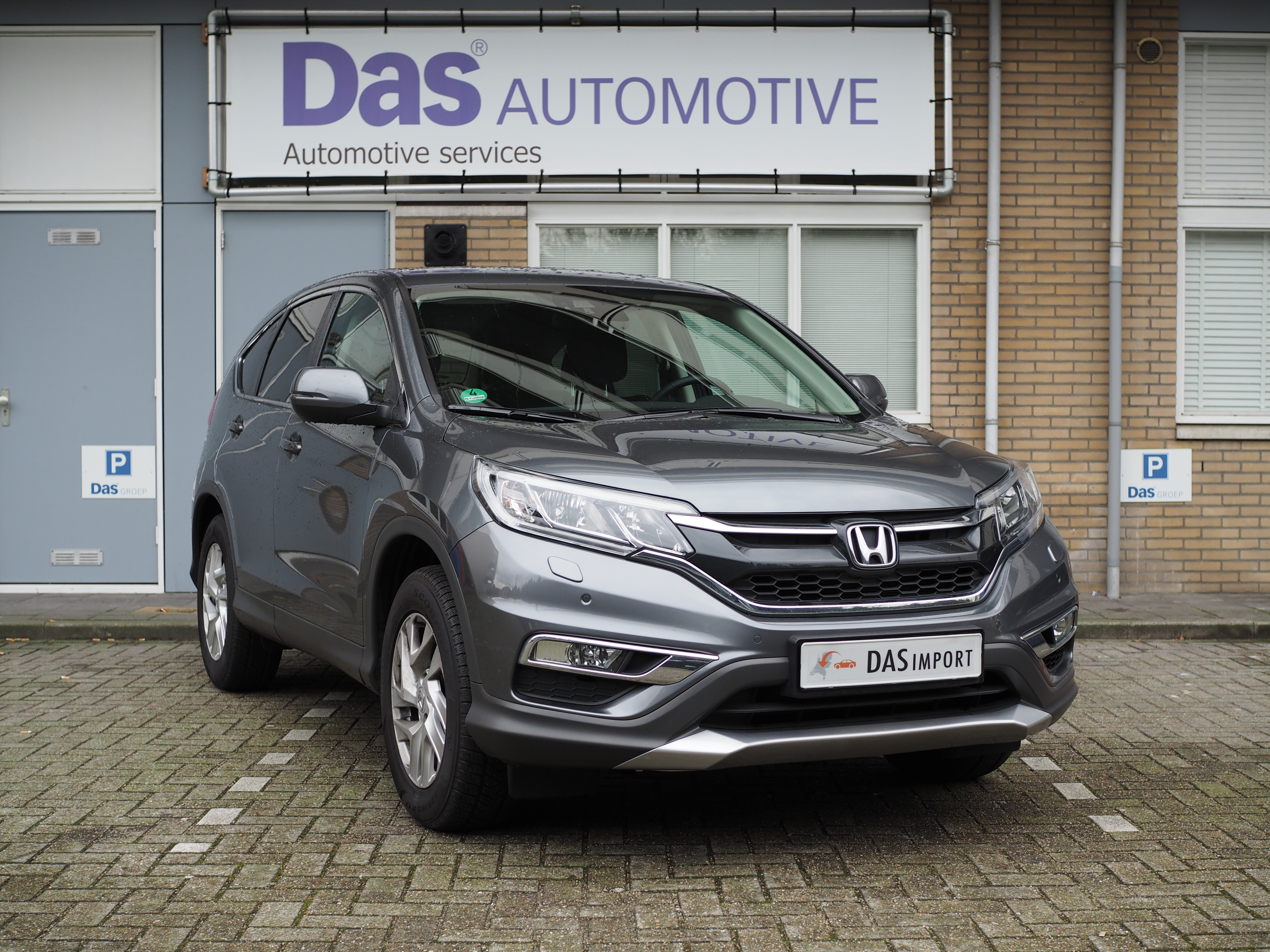 Importauto: Honda CR-V Diesel 1.6 4WD Elegance Aut. 8/2015
