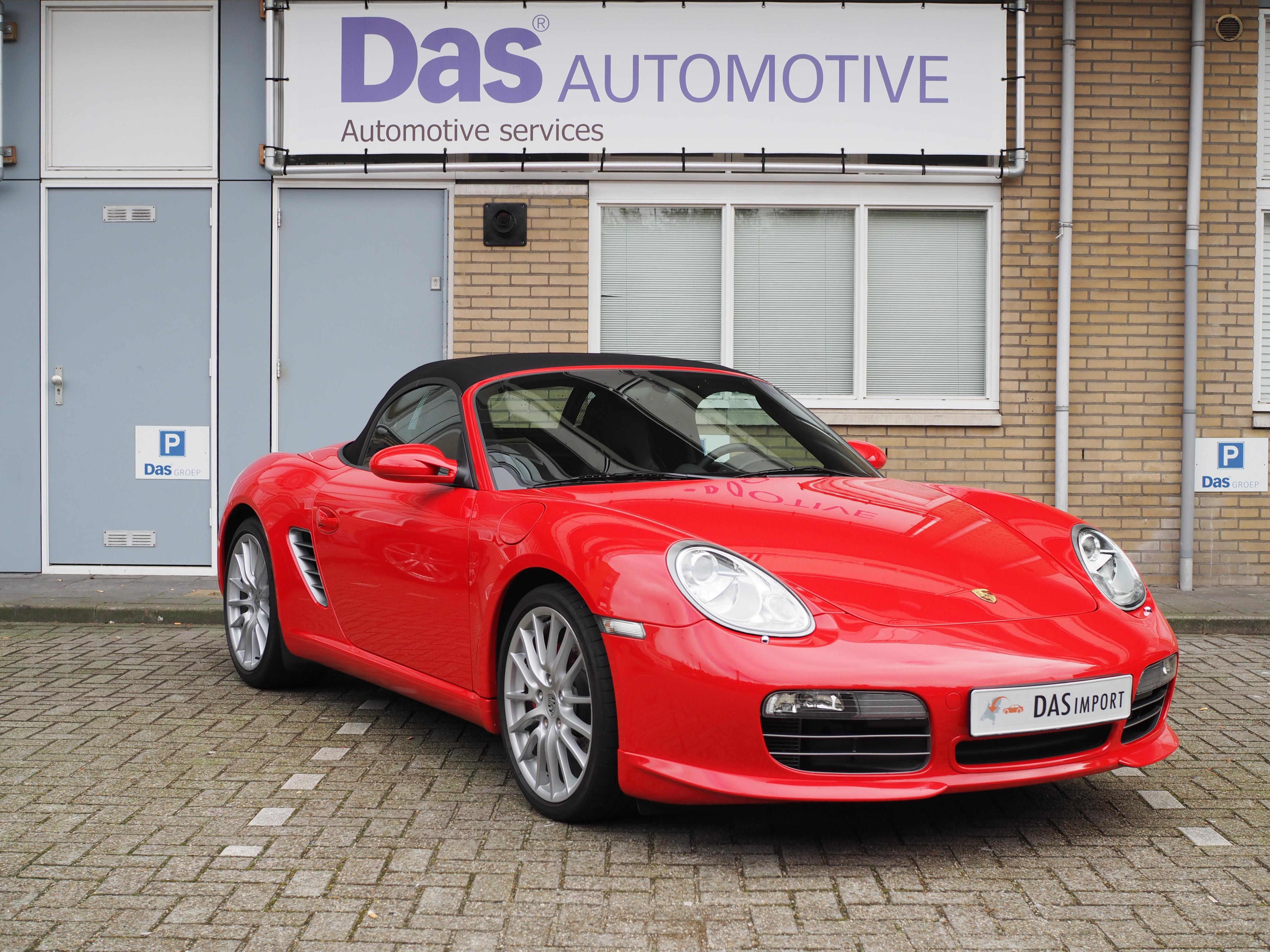 Importauto: Porsche Boxster S 3.4 1/2008