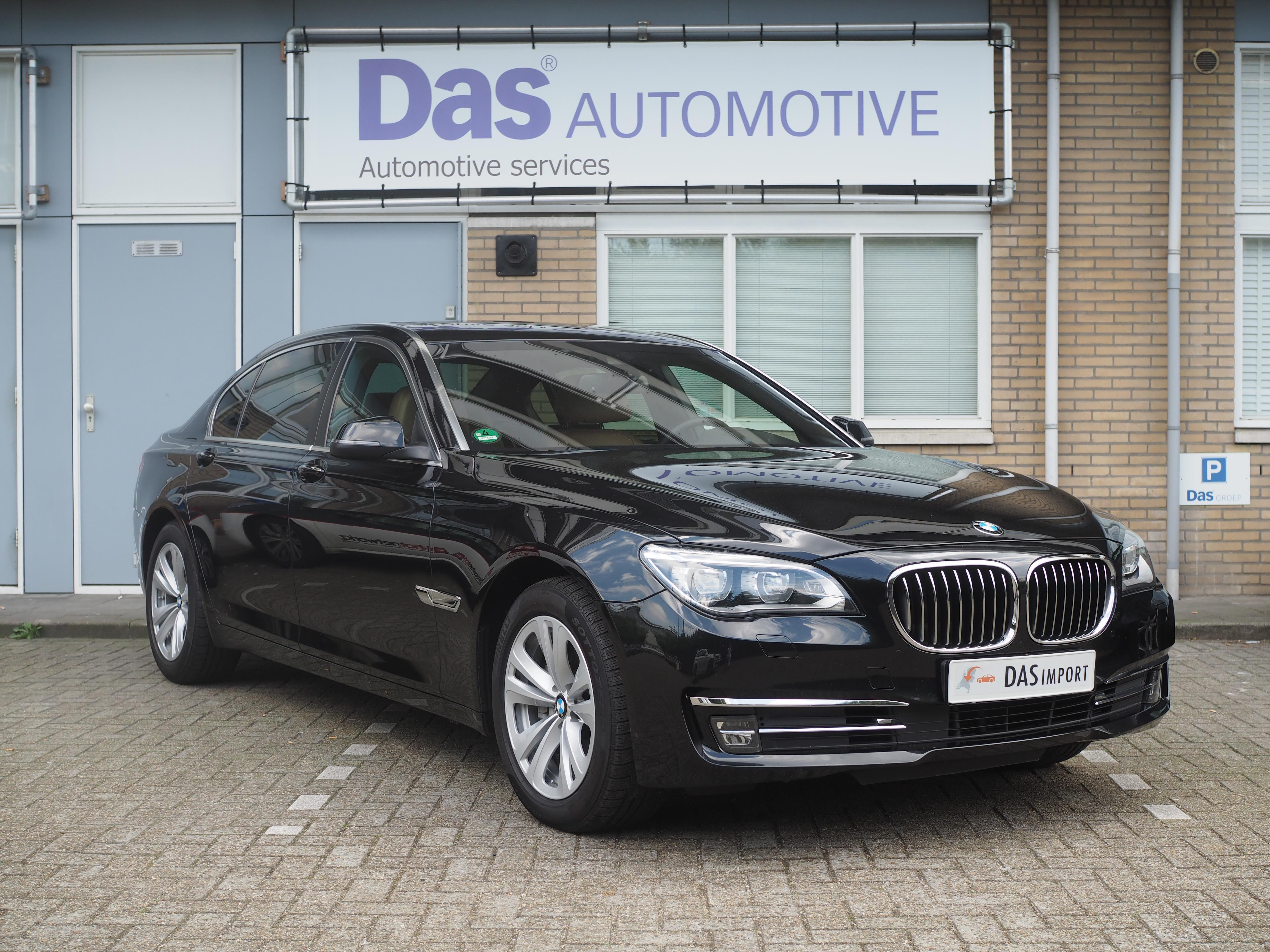 Importauto: BMW 730 LD 11/2014