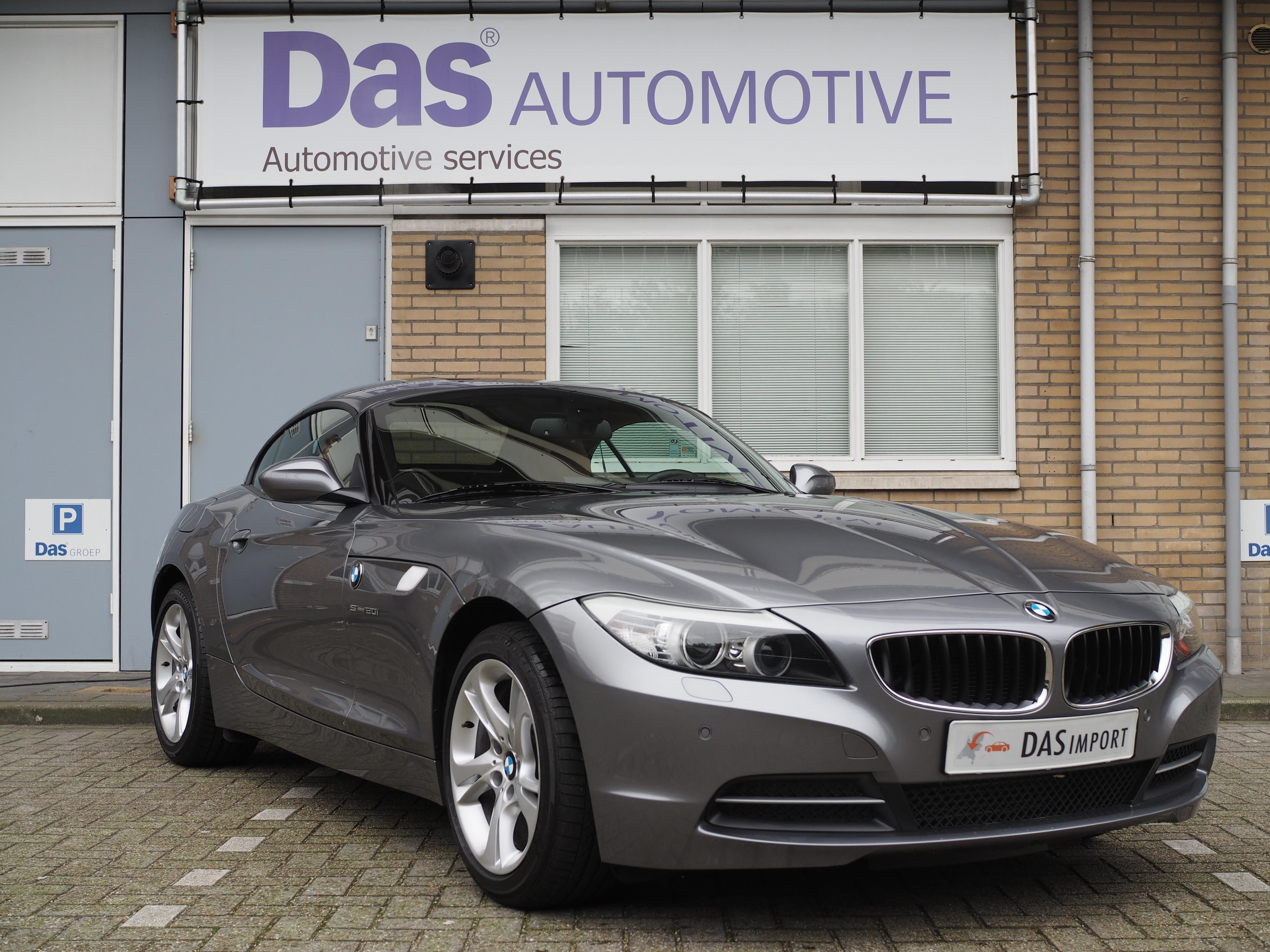 Importauto: BMW Z4 sDrive20i 3/2012