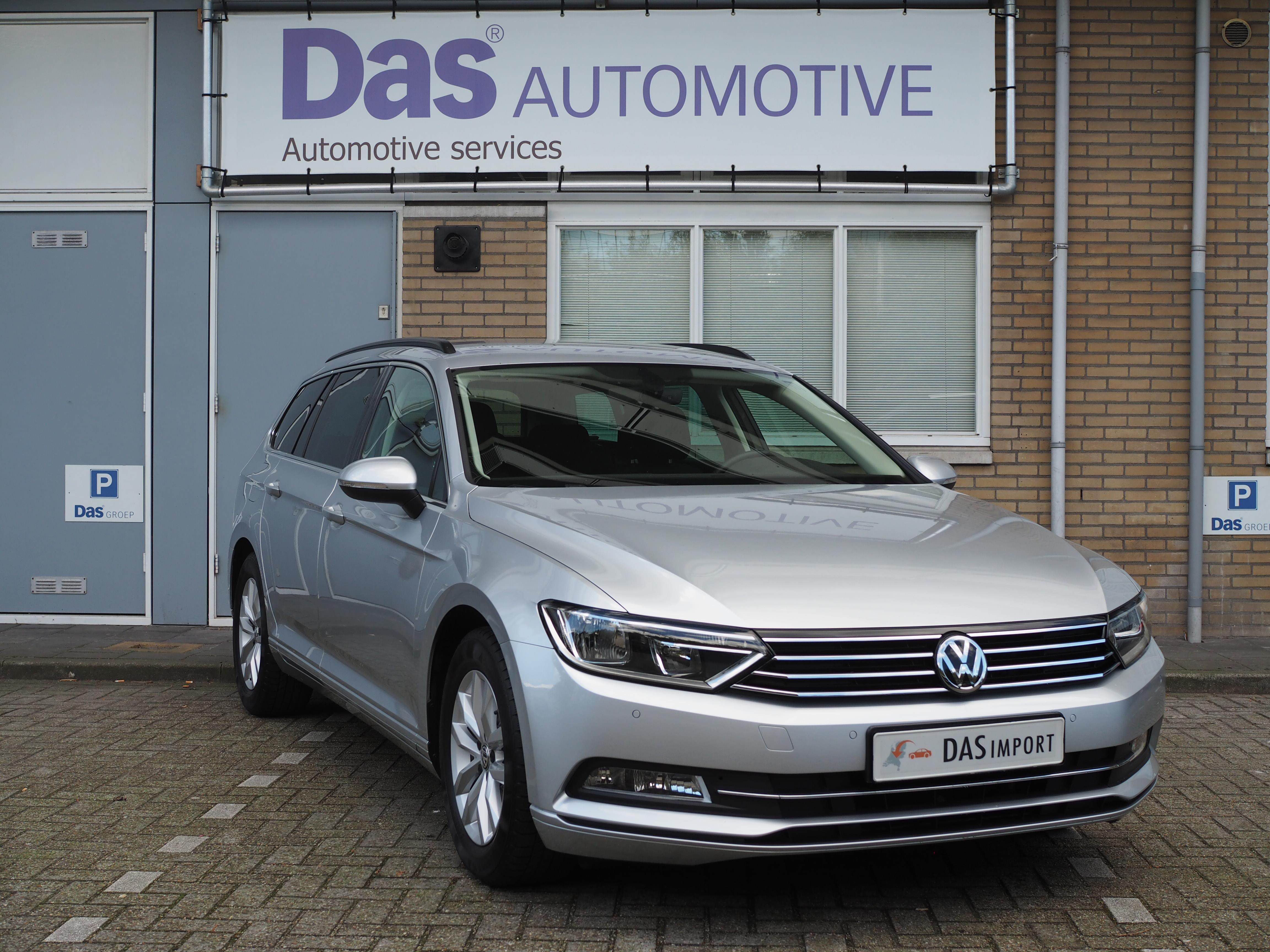 Importauto: Volkswagen Passat Variant 1.4 TSI ACT 110KW Comfortline BMT  6/2015