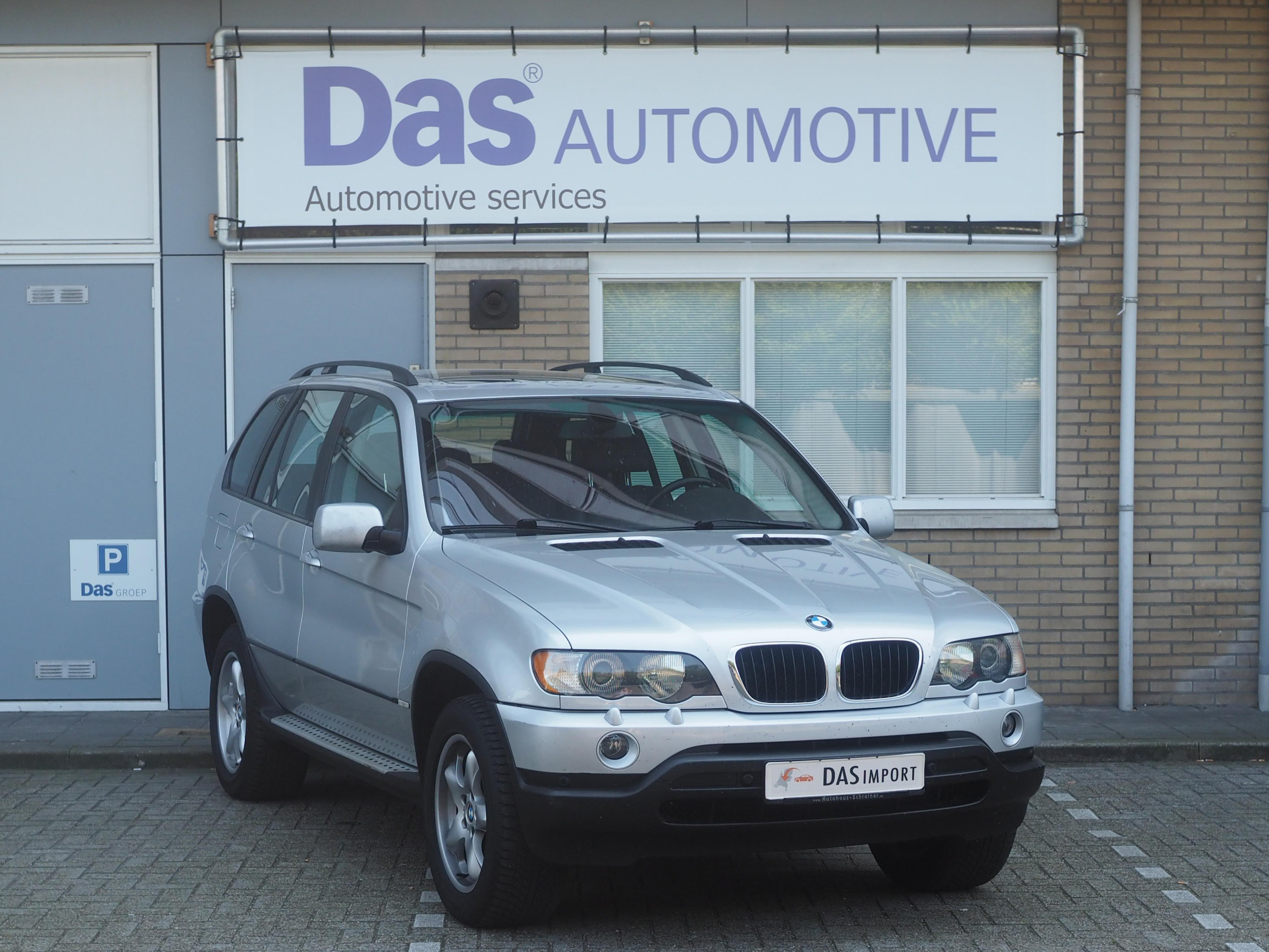 Importauto: BMW X5 3.0D 5/2003