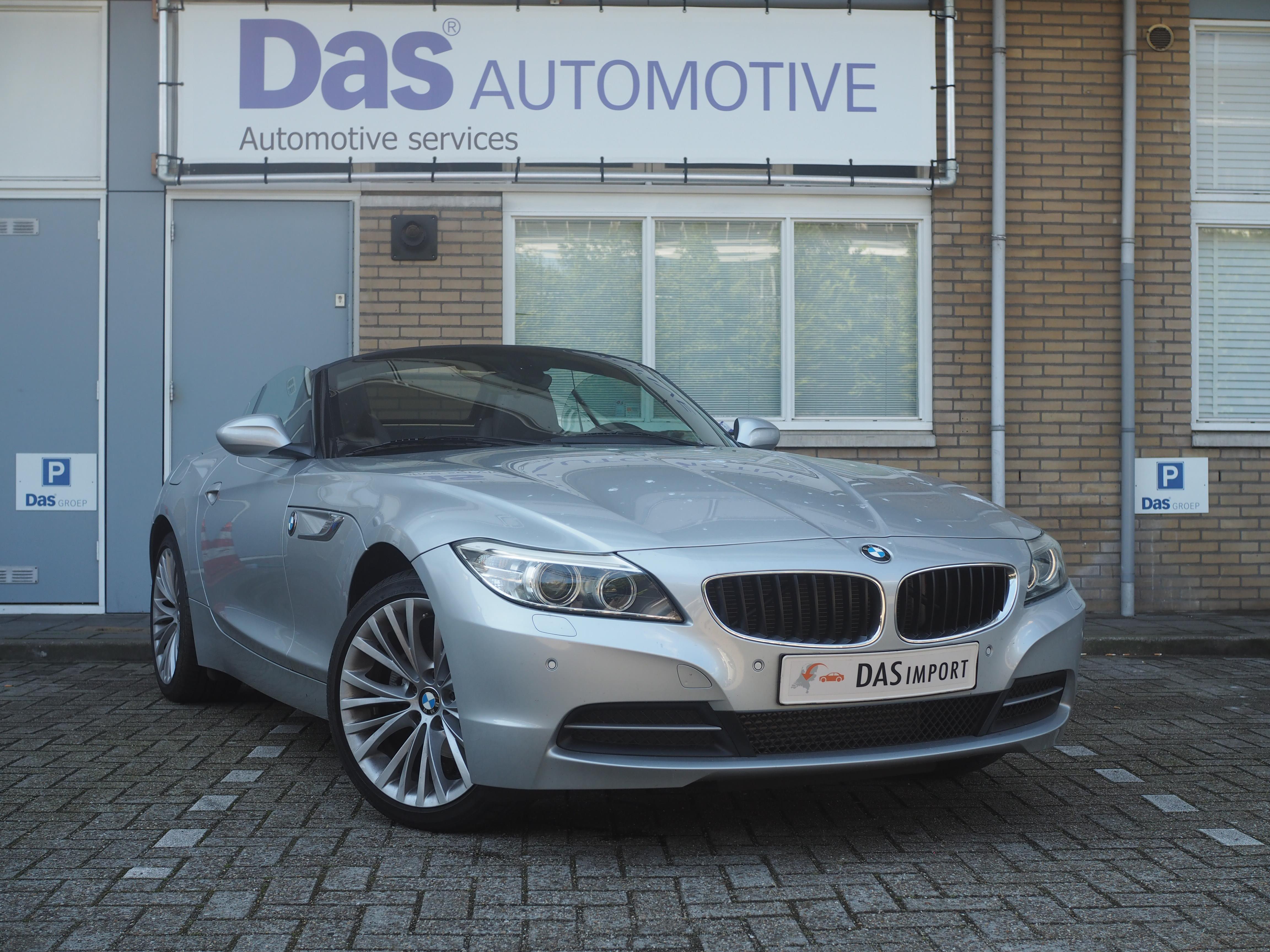 Importauto: BMW Z4 sDrive20i 4/2013