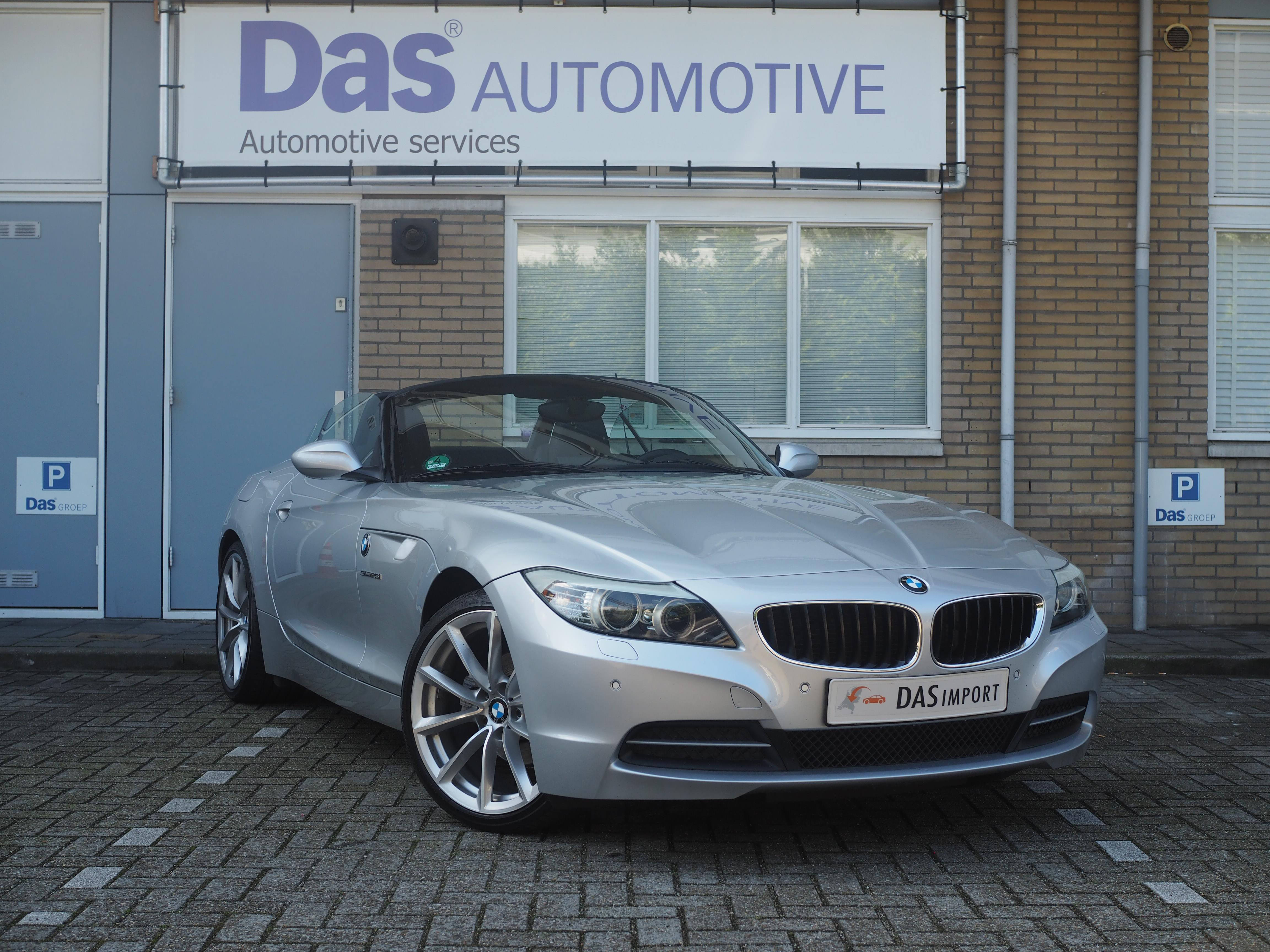 Importauto: BMW Z4 Roadster 2.3i 8/2009