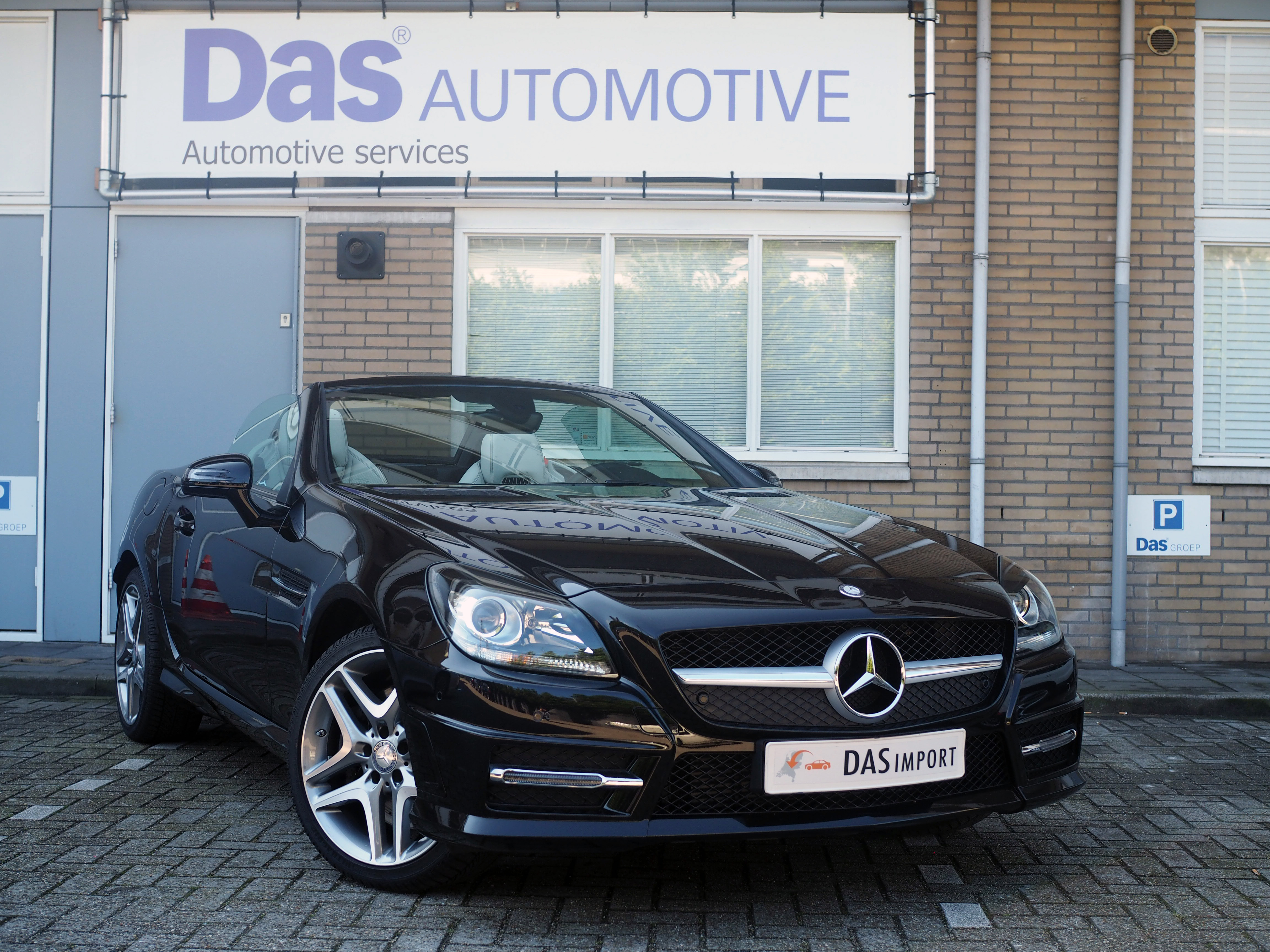 Importauto: Mercedes-Benz SLK SLK 200 BlueEFFICIENCY Aut. 8/2014