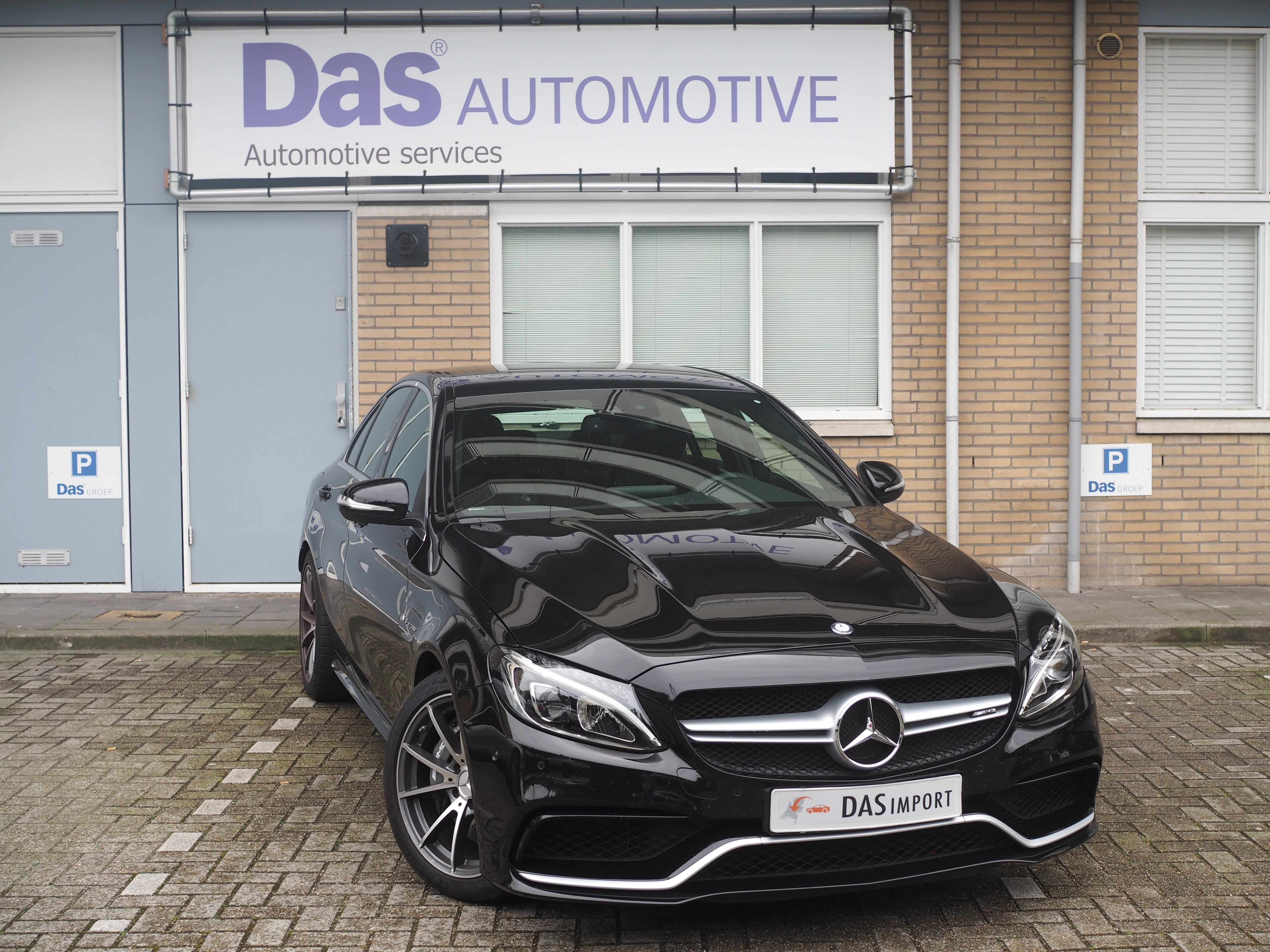 Importauto: Mercedes-Benz C-Klasse AMG C63 Aut 11/2014