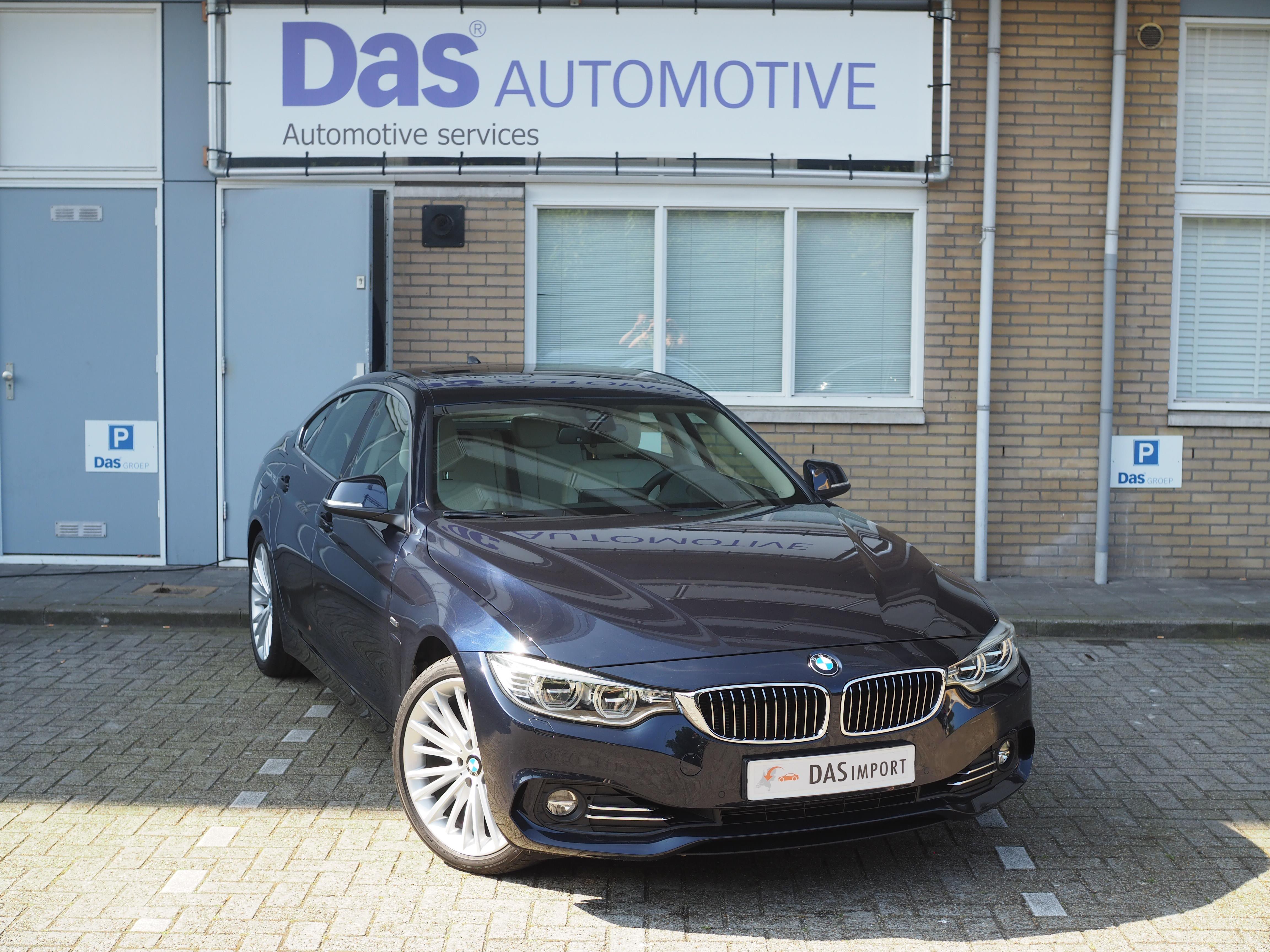 Importauto: BMW 4-Serie Gran Coupe Diesel 430dA 4/2015