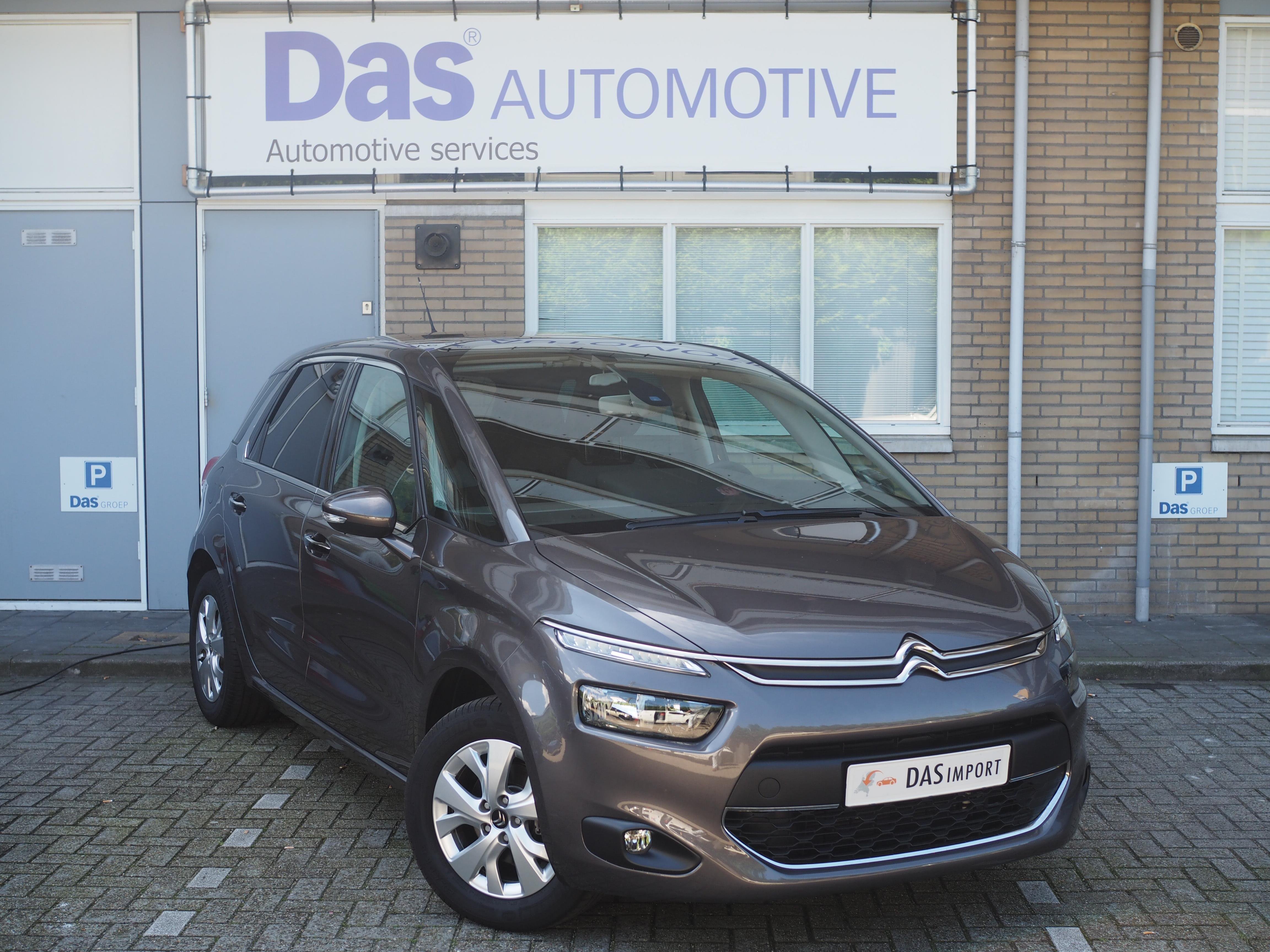 Importauto: Citroën C4 Picasso 1.2 PureTech 130 S&S MAN6 Intensive 2/2016