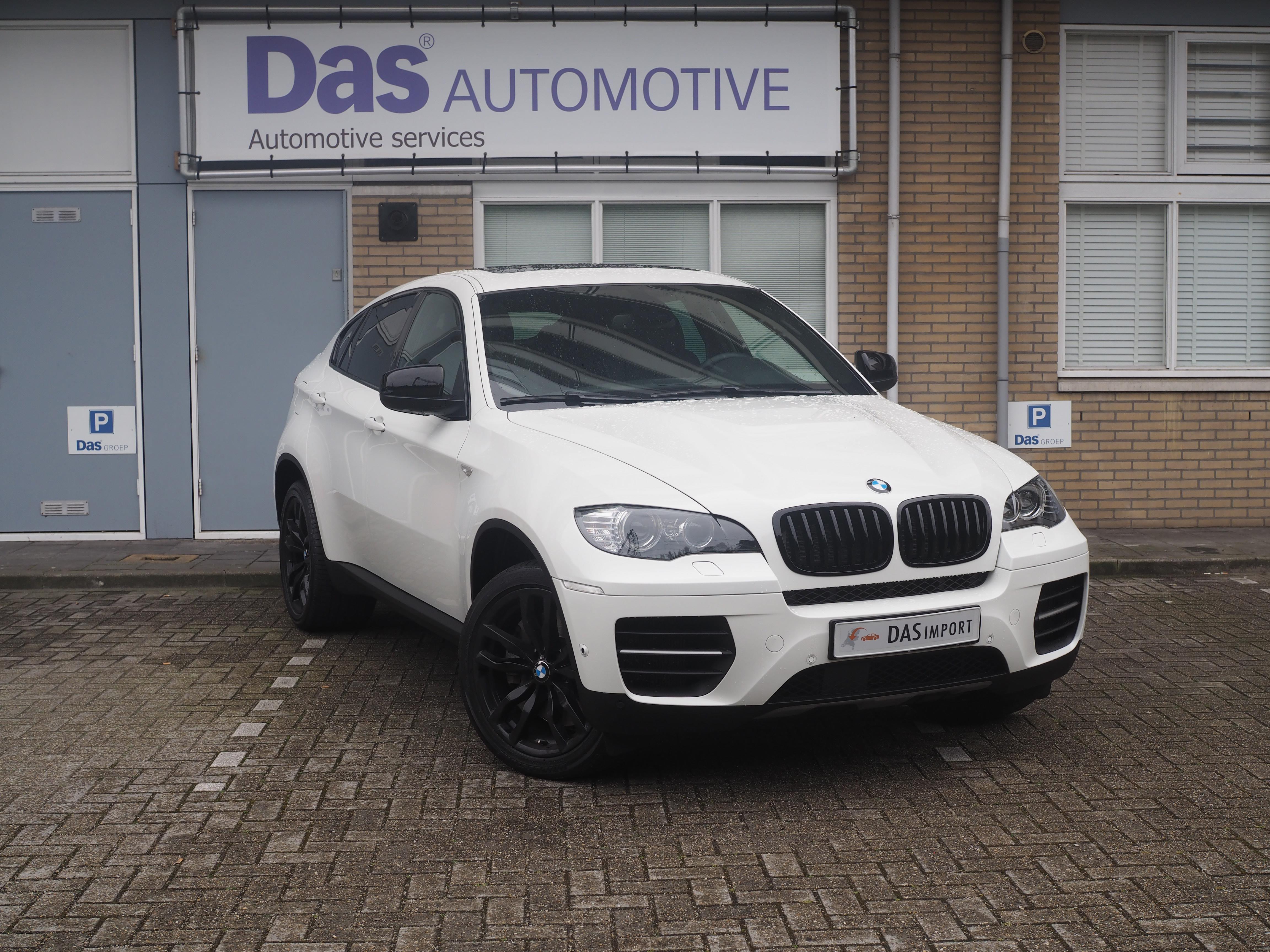 Importauto: BMW X6 Diesel M50d 12/2012