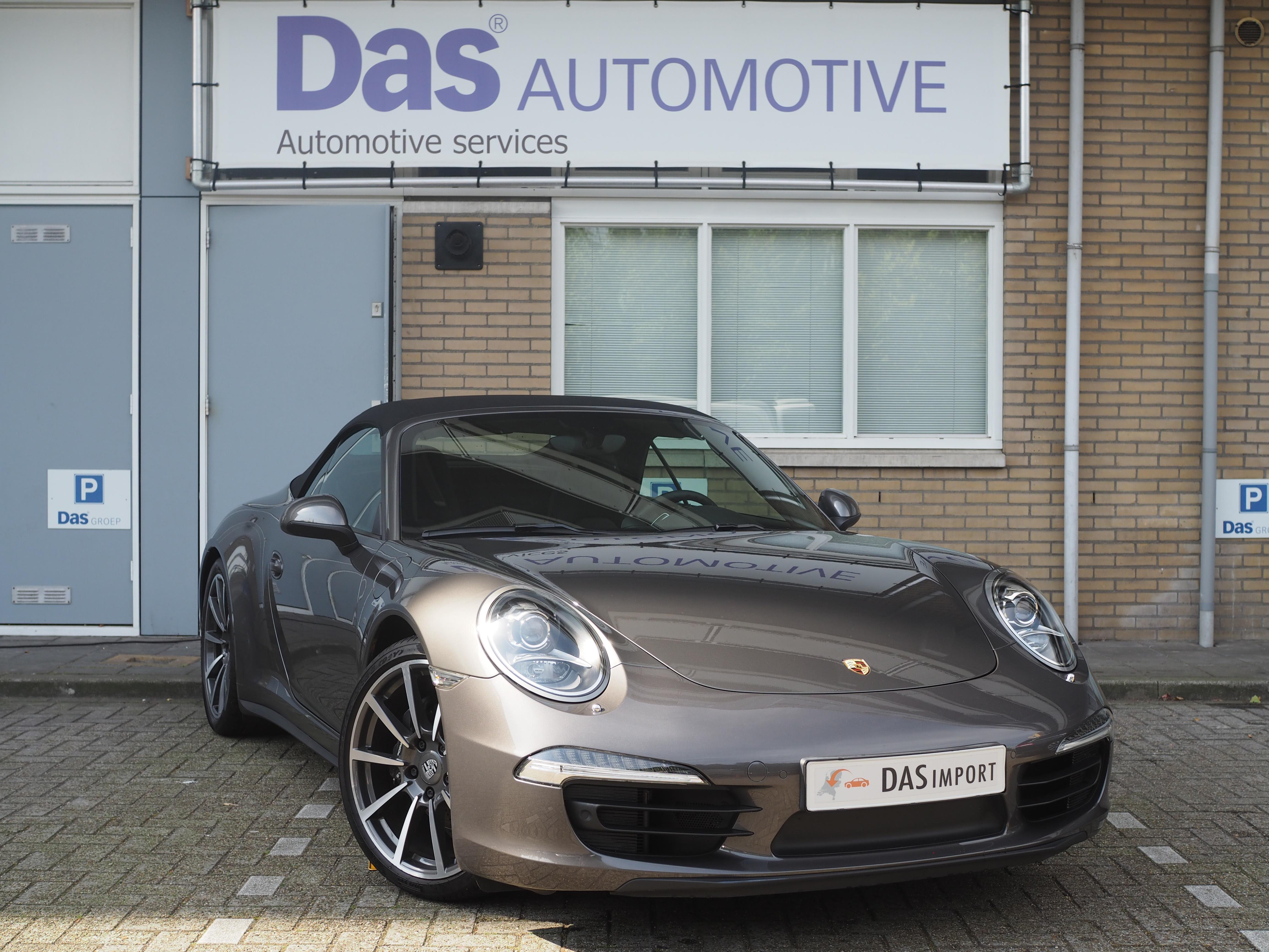 Importauto: Porsche 911 Carrera 4 Cabriolet 991 12/2013
