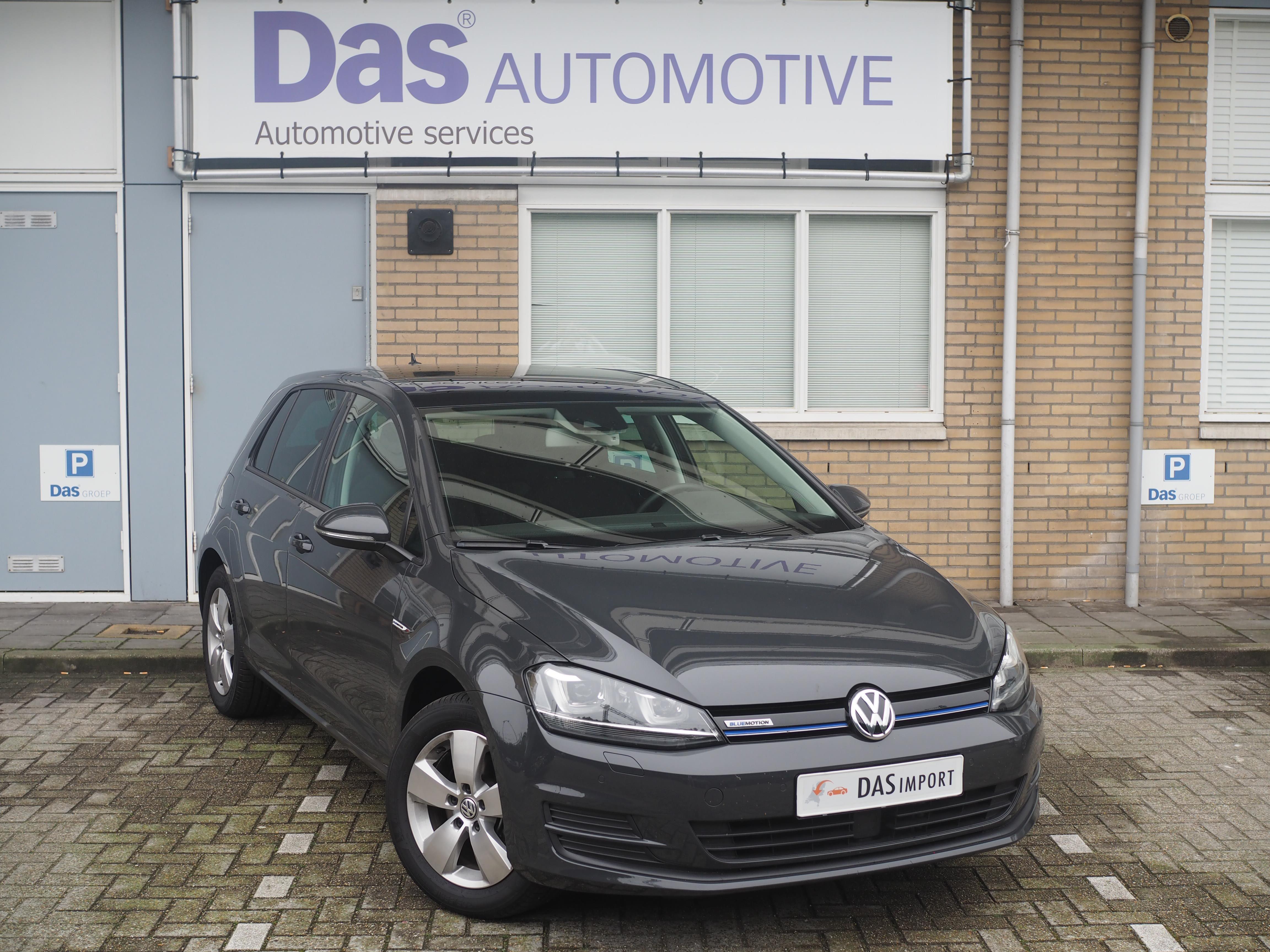 Importauto: Volkswagen Golf 1.4 TGI BlueMotion DSG CUP 7/2014