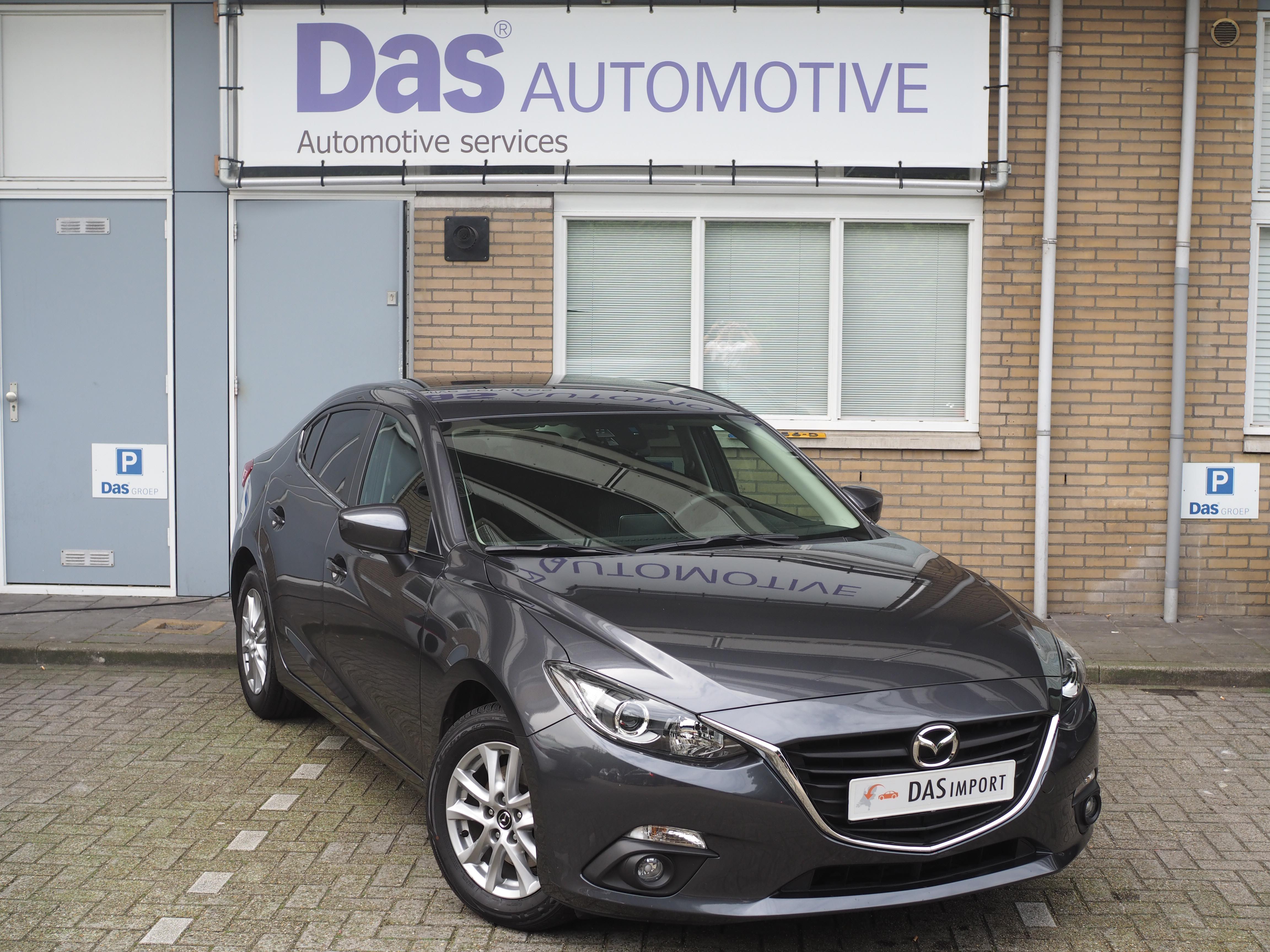 Importauto: Mazda 3 Sedan 2.0 SKYACTIV-G 120 TS+ Aut. 10/2014