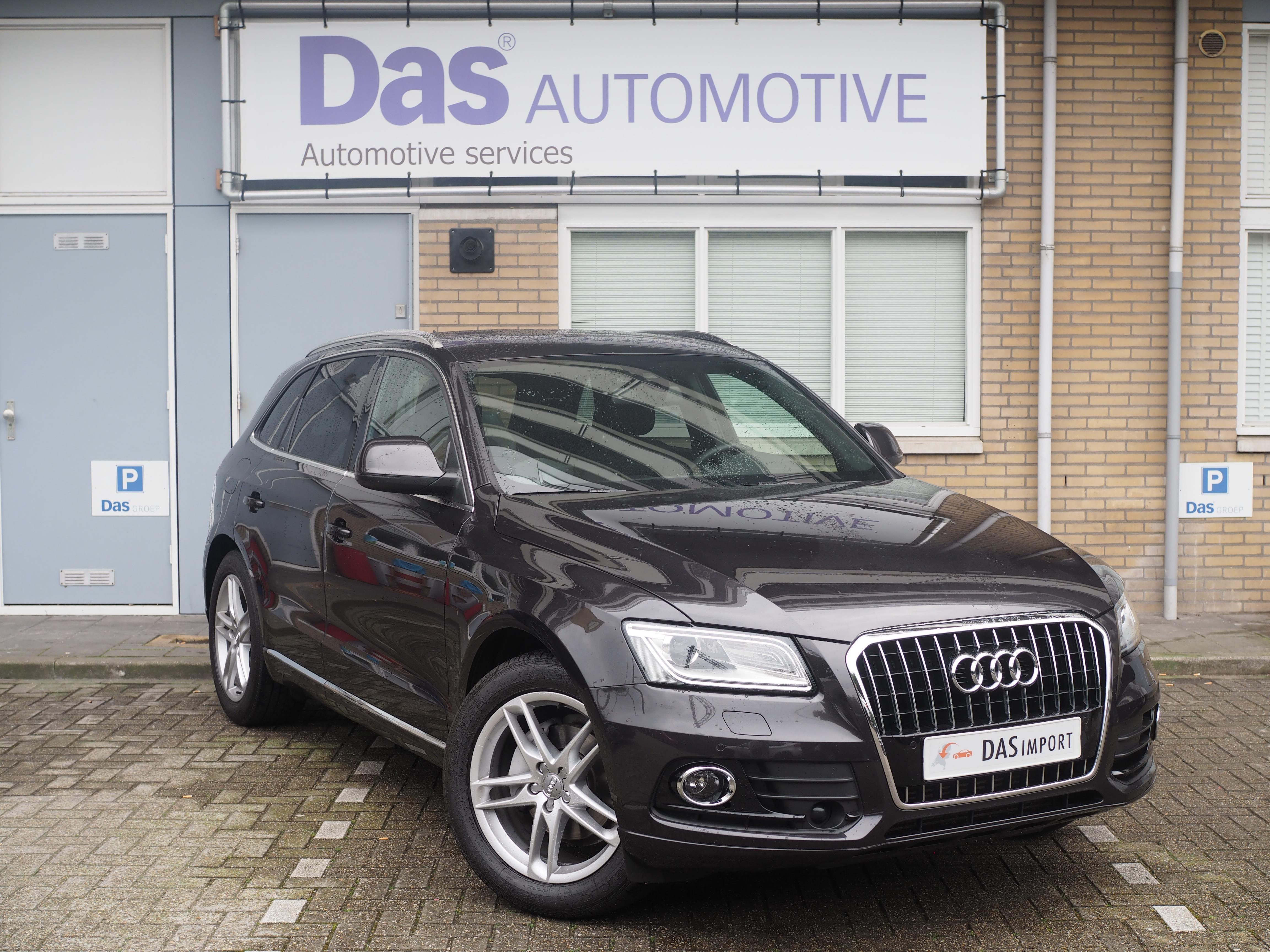 Importauto: Audi Q5 Diesel 2.0 TDI 105kW 5/2013