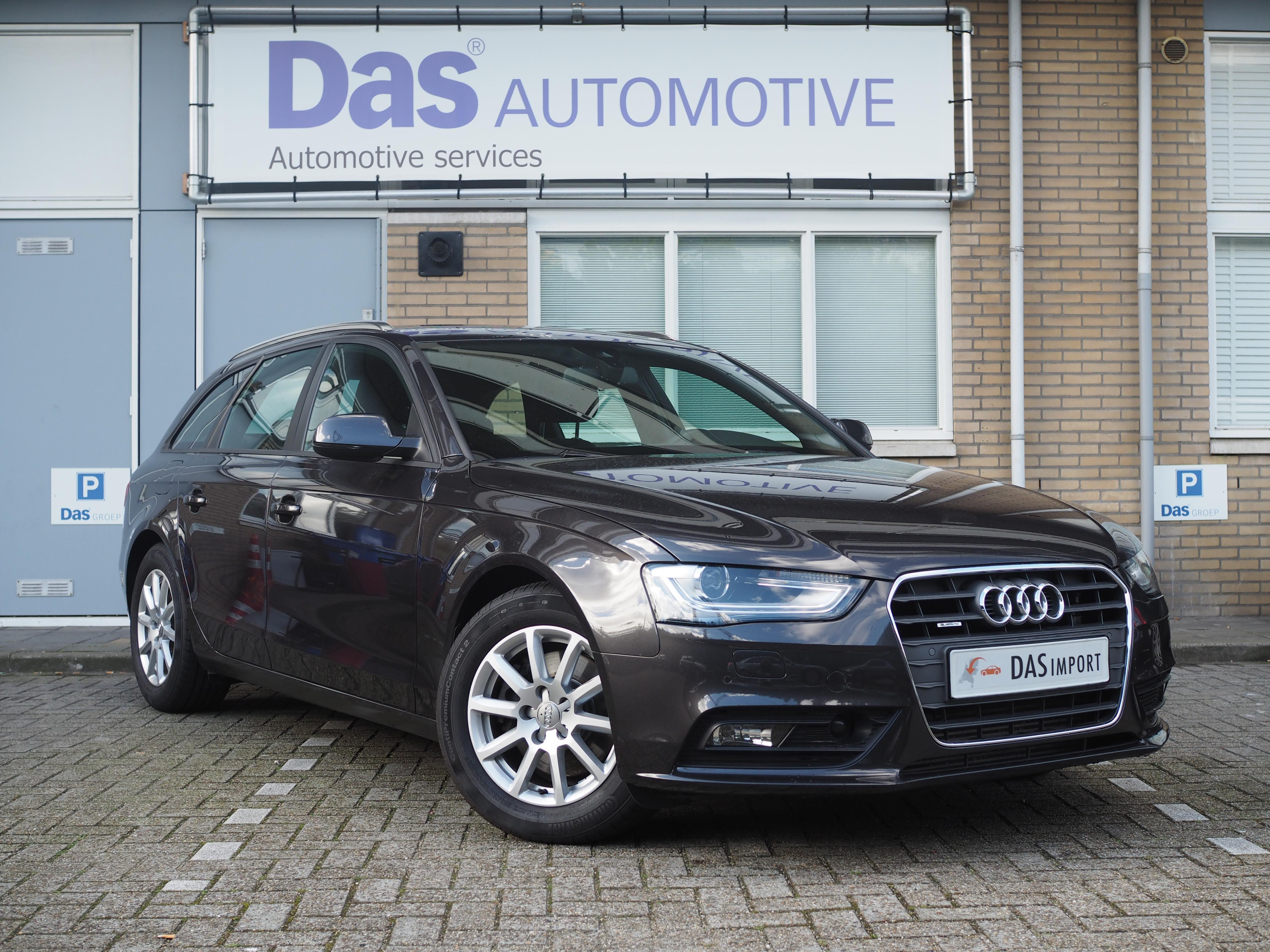 Importauto: Audi A4 Avant 2.0 TDI QUATTRO S-tronic 8/2014
