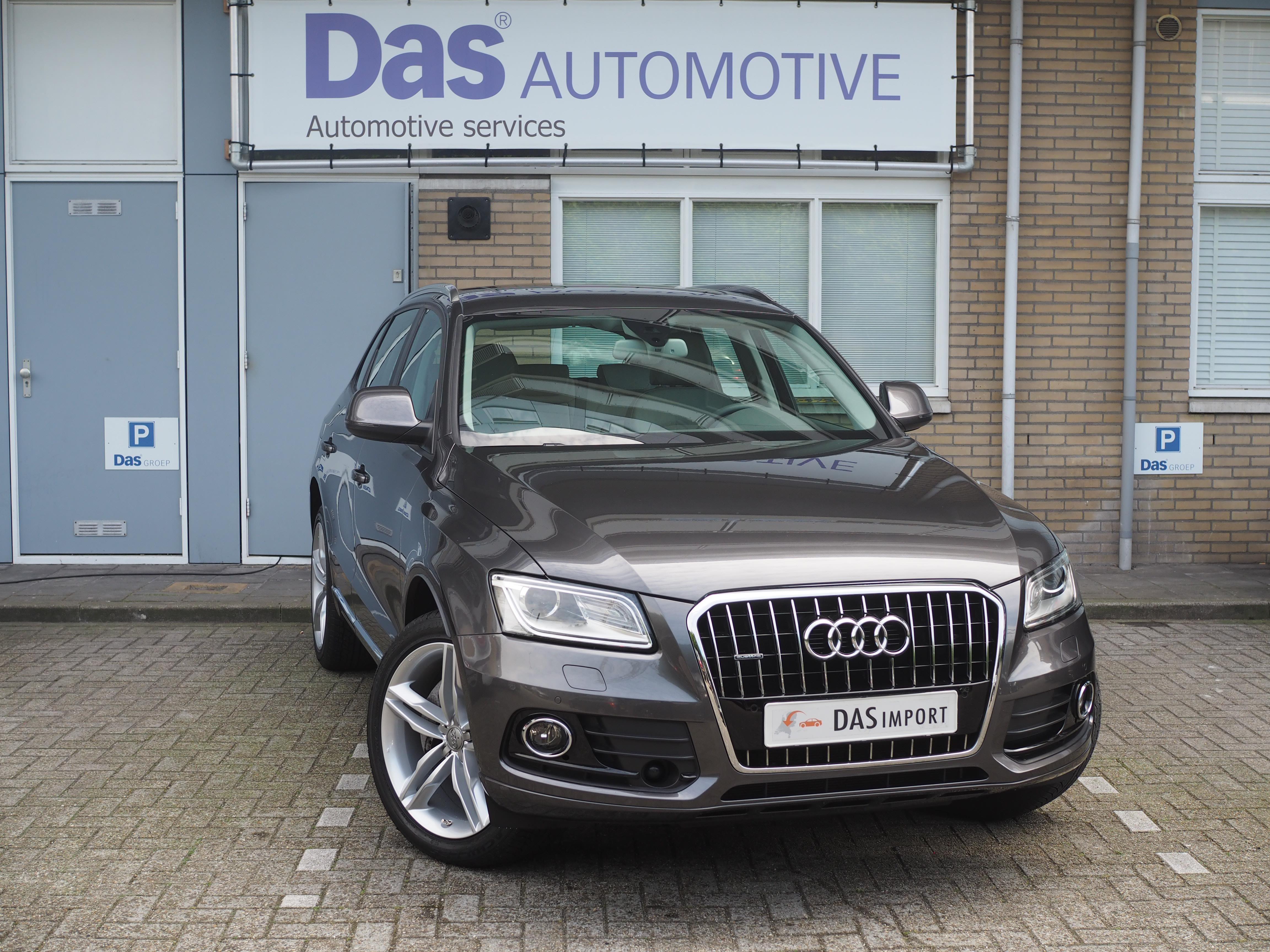 Importauto: Audi Q5 3.0 TFSI quattro 200kW Tiptronic 11/2012
