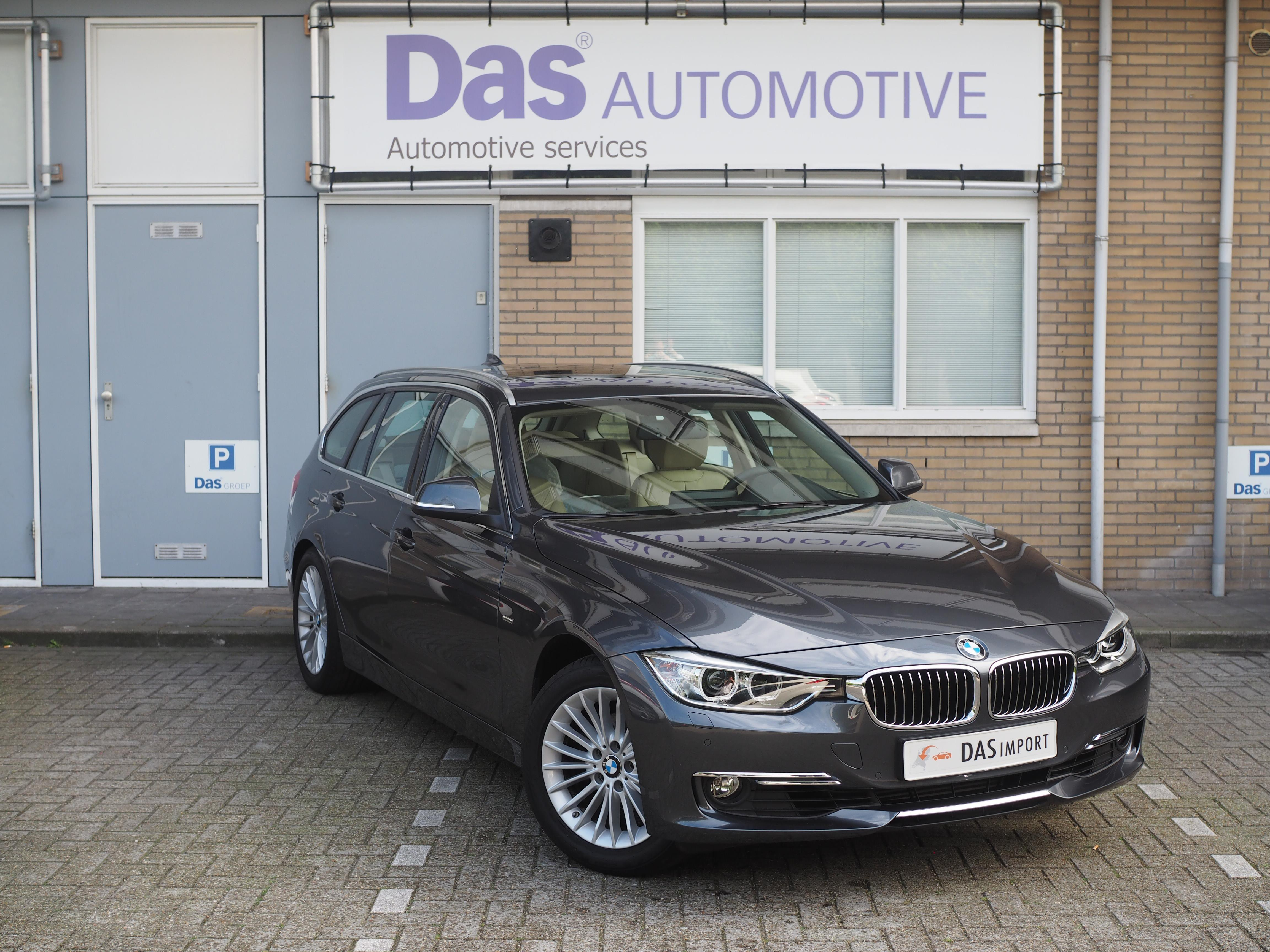 Importauto: BMW 3-serie 320i Touring 4/2015