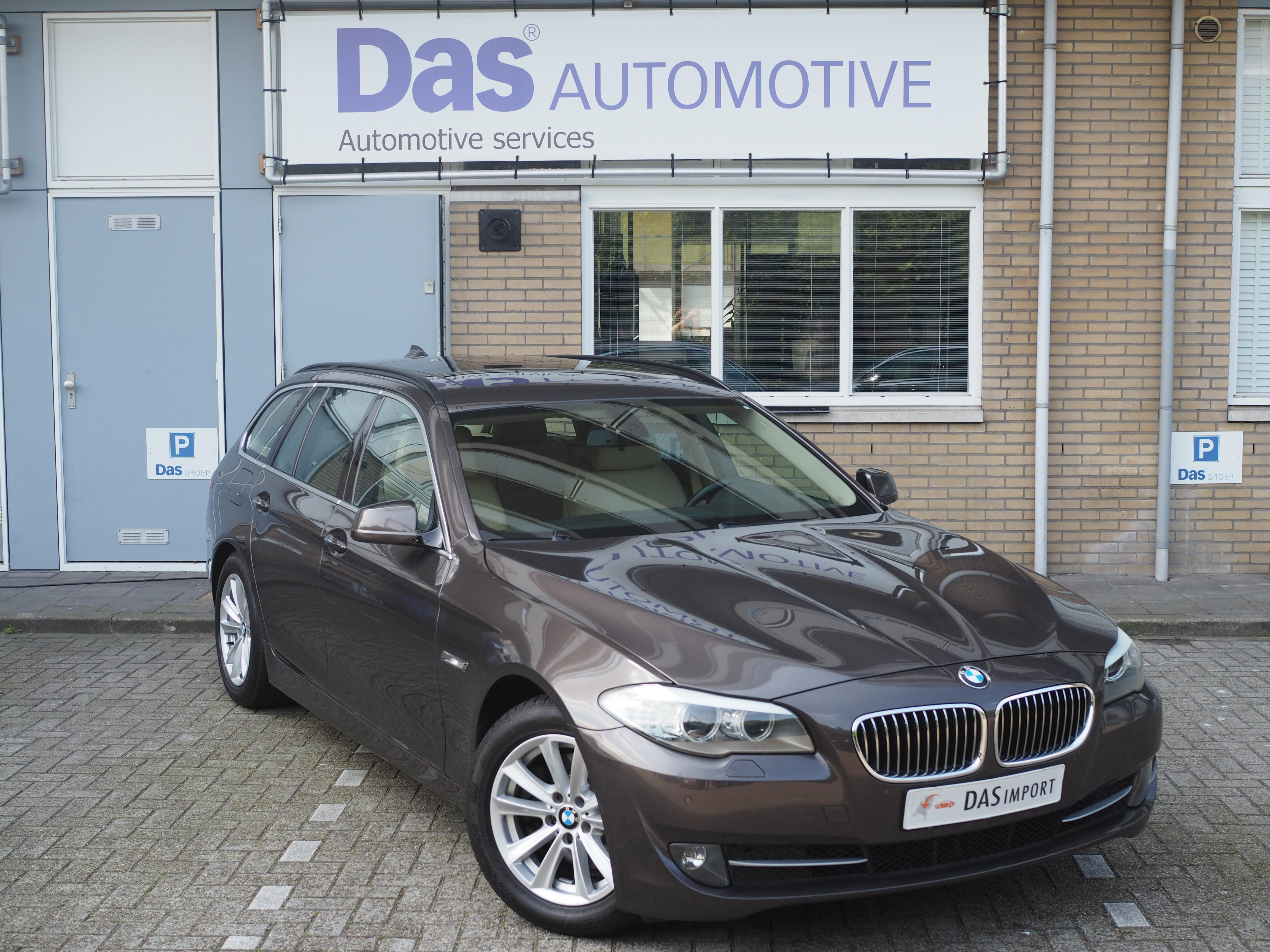 Importauto: BMW 5-Serie Touring Diesel 520d 9/2011
