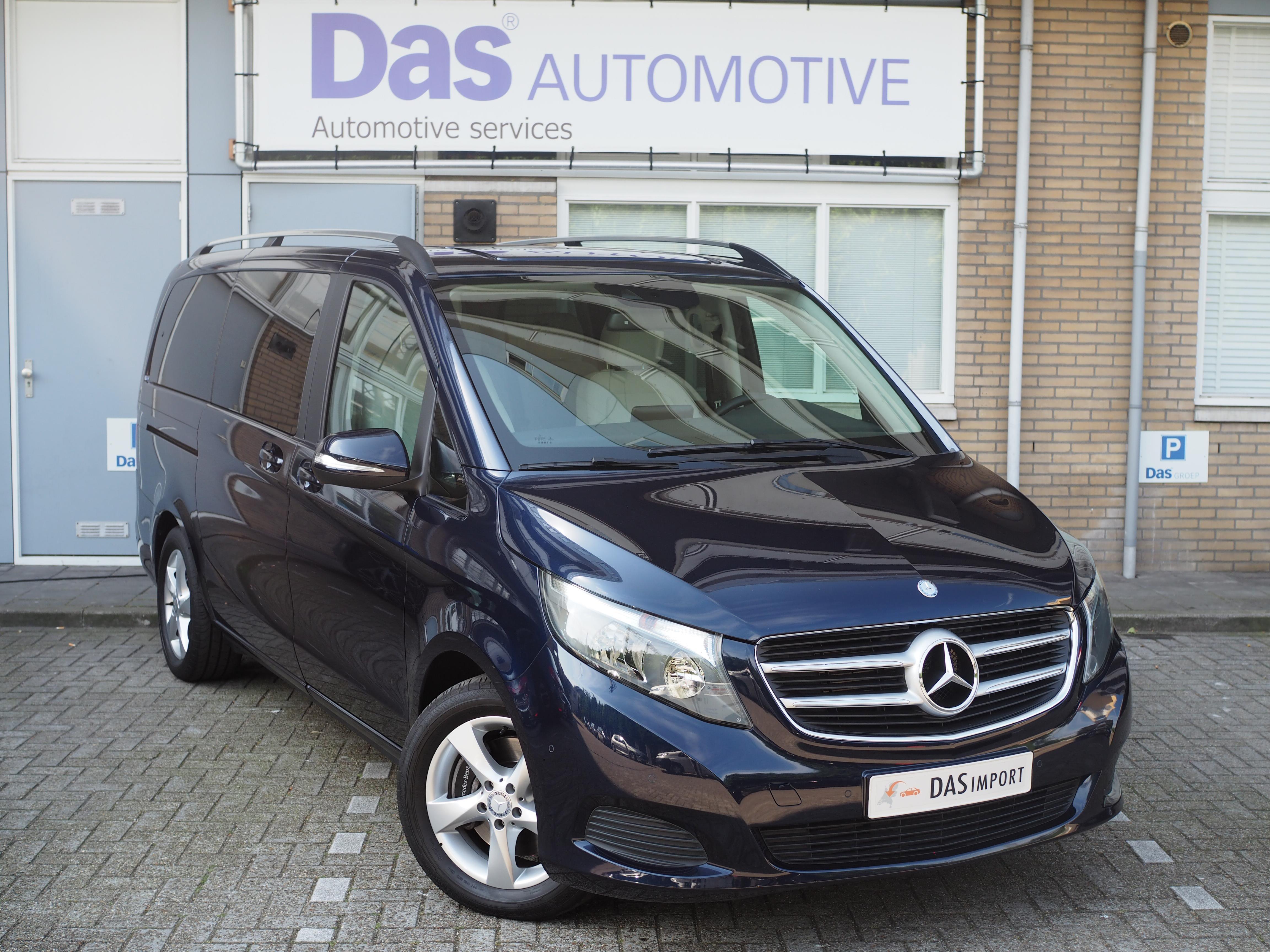 Importauto: Mercedes-Benz V-Klasse Diesel 2.2d Edition Lang Aut. 9/2014