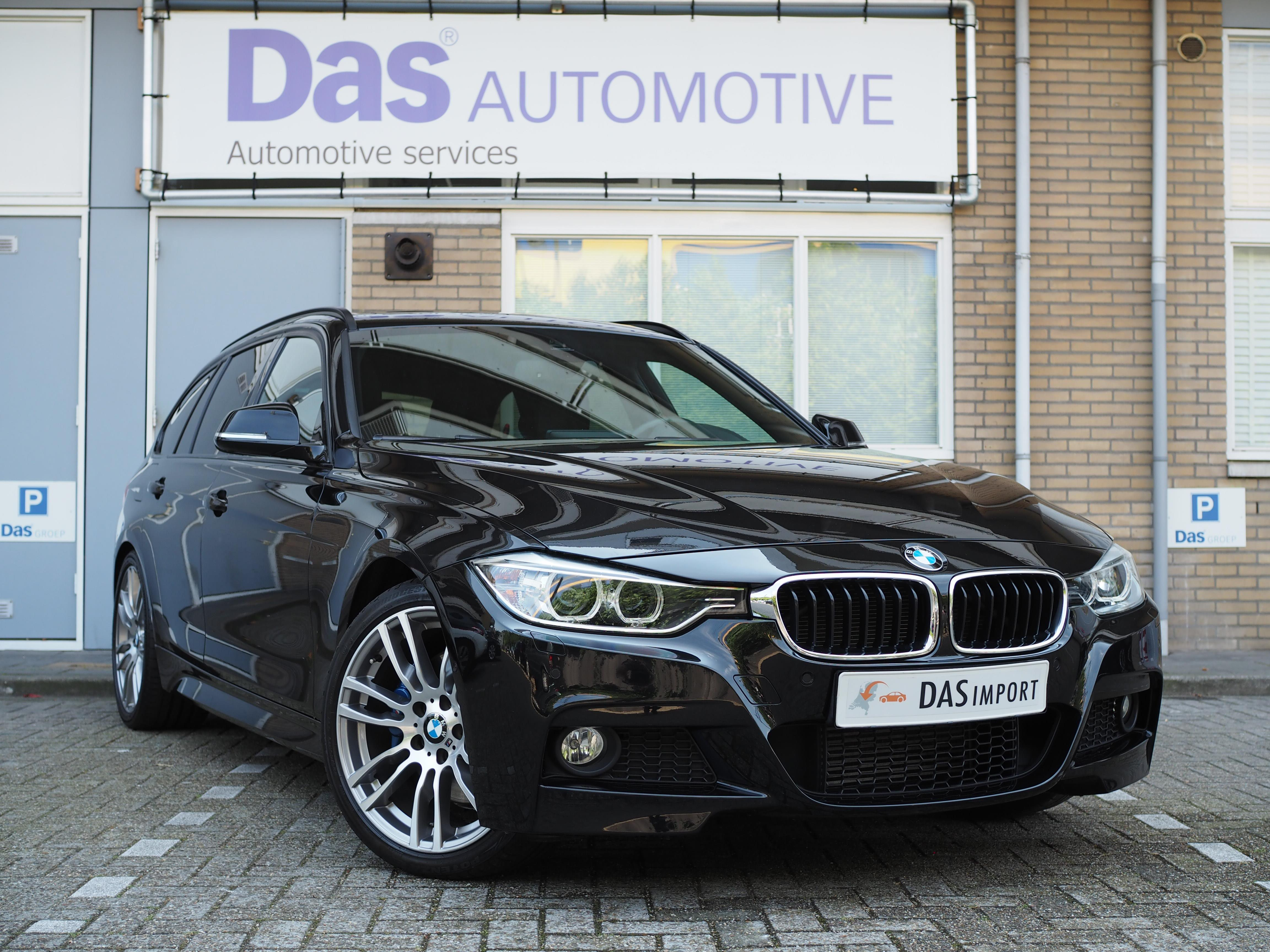 Importauto: BMW 3-serie touring 320d 5/2013