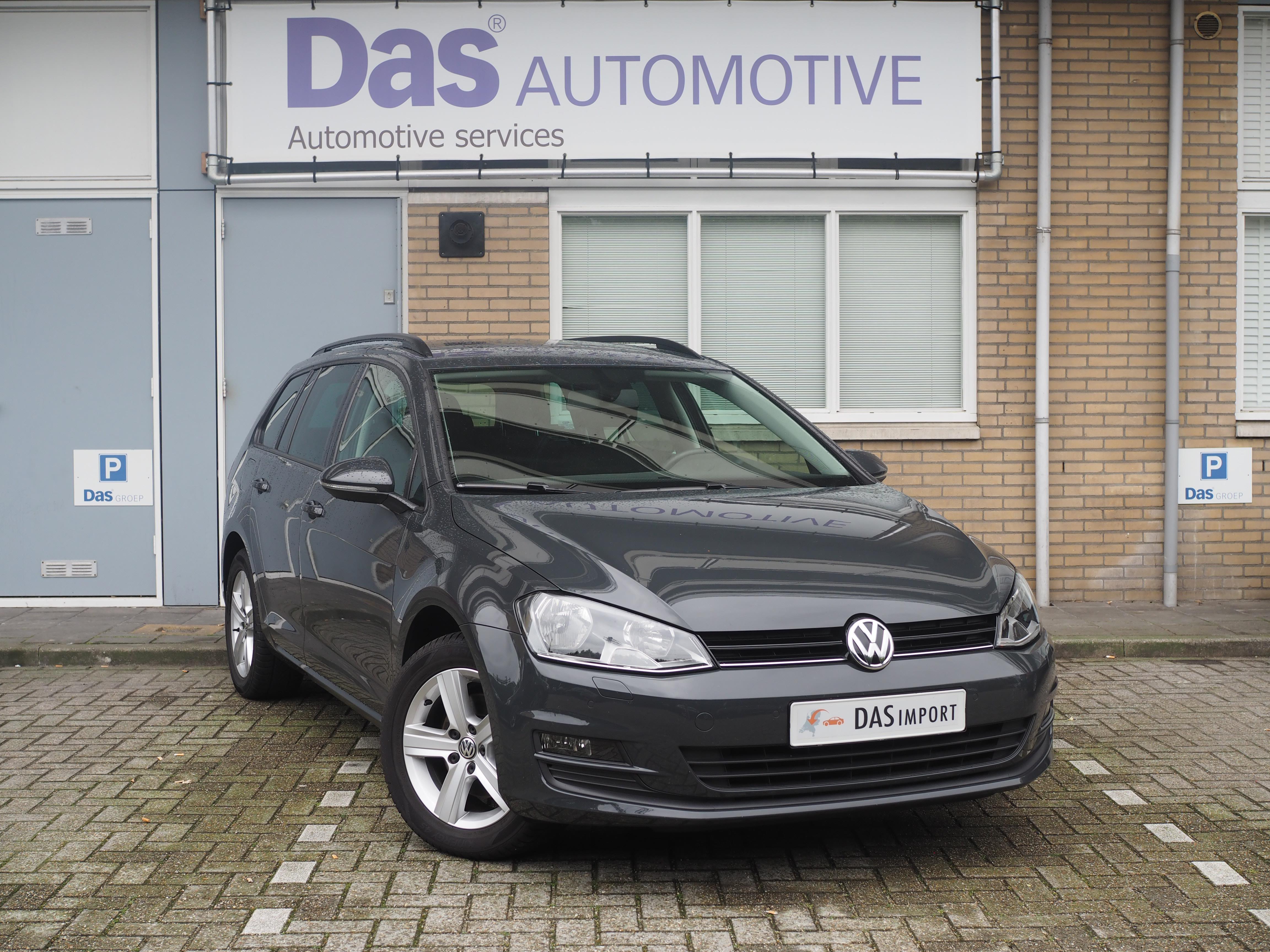 Importauto: Volkswagen Golf Variant 1.2 TSI 105pk Comfortline 8/2013