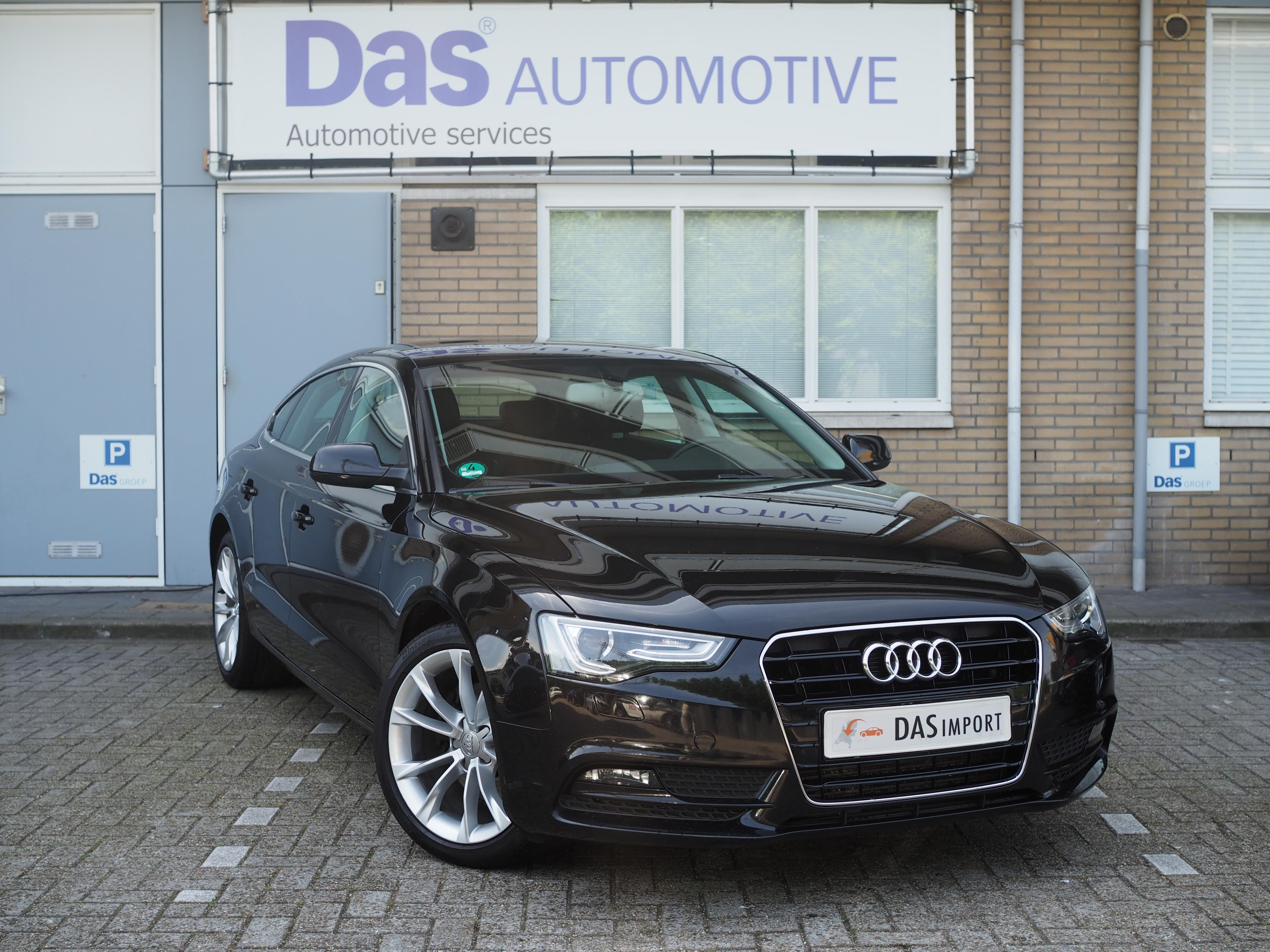 Importauto: Audi A5 Sportback 1.8 TFSI 125kW multitronic 2/2013
