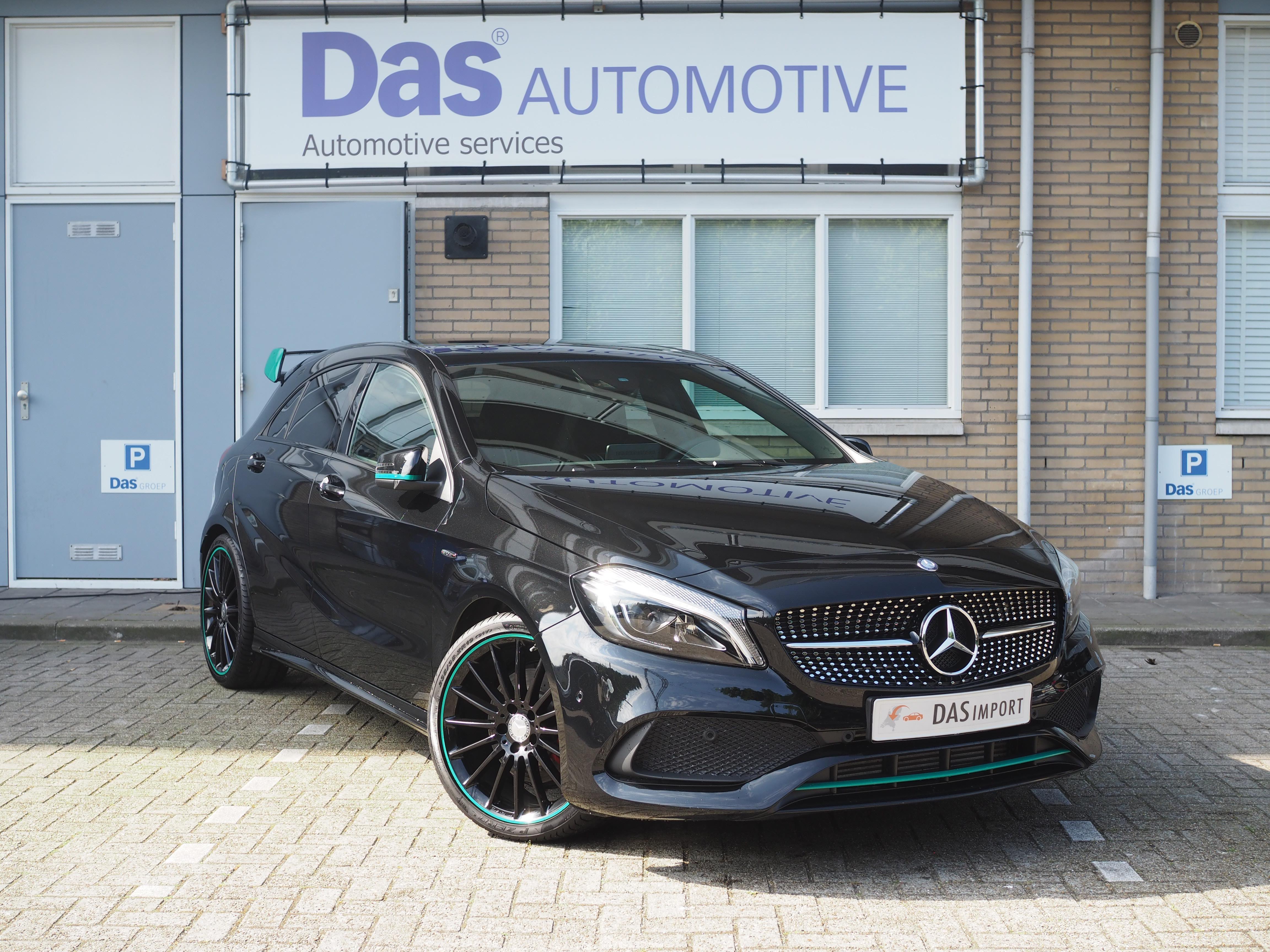 Importauto: Mercedes-Benz A-Klasse A 250 Sport Motorosport Edition 4-Matic Aut. 1/2016