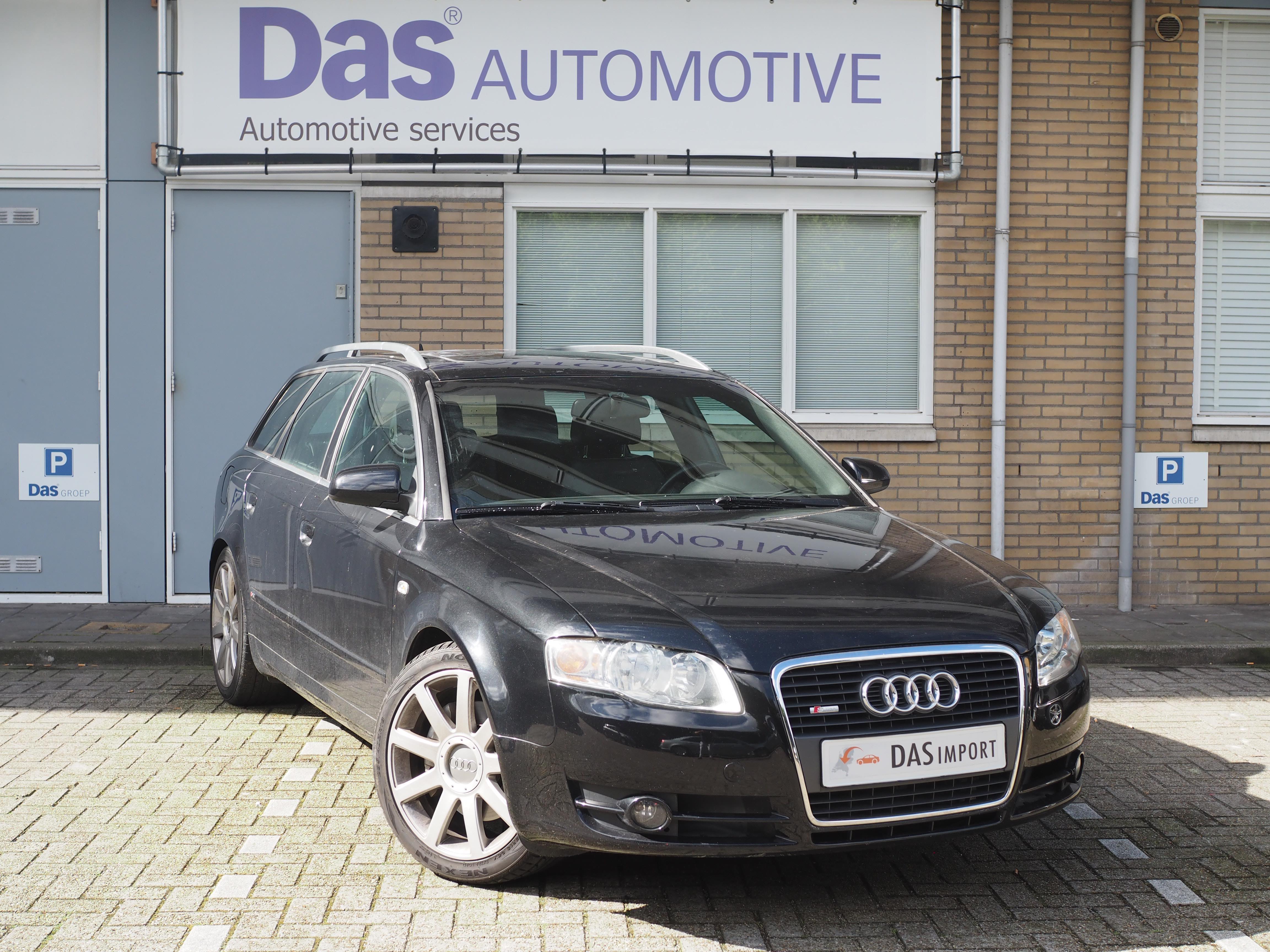 Importauto: Audi A4 Avant 2.7 TDI 9/2006