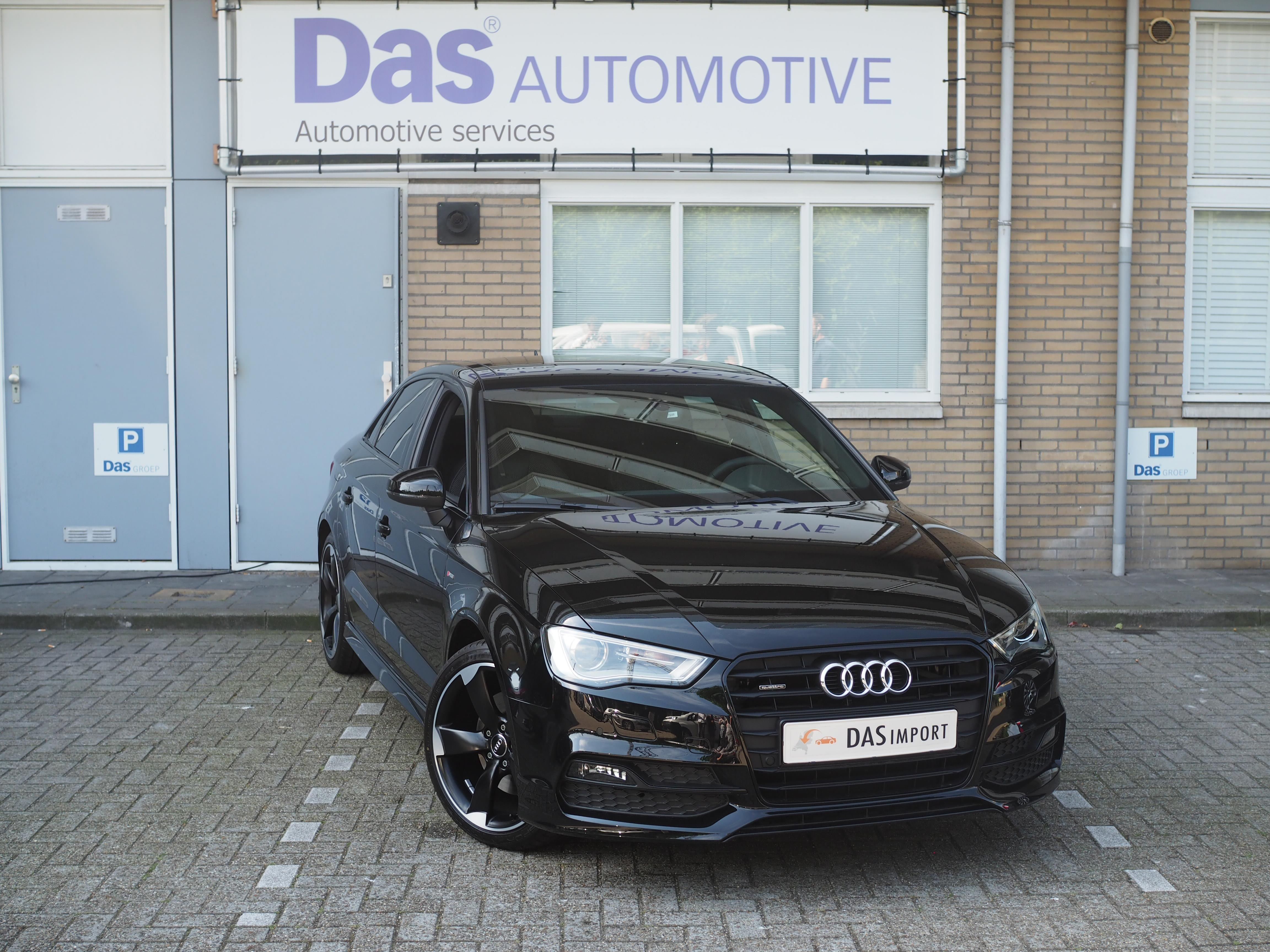 Importauto: Audi A3 Sedan 1.8 TFSI Ambition quattro S tronic 9/2015